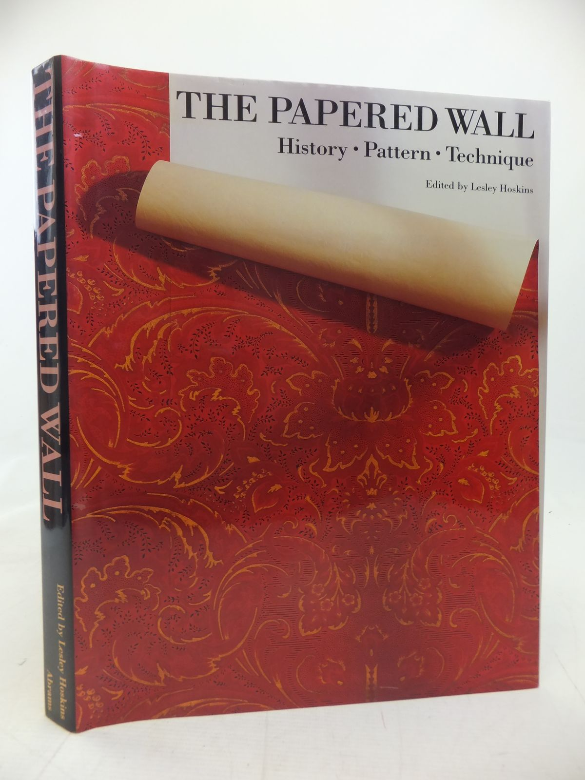 Photo of THE PAPERED WALL written by Hoskins, Lesley published by Harry N. Abrams (STOCK CODE: 1809812)  for sale by Stella & Rose's Books