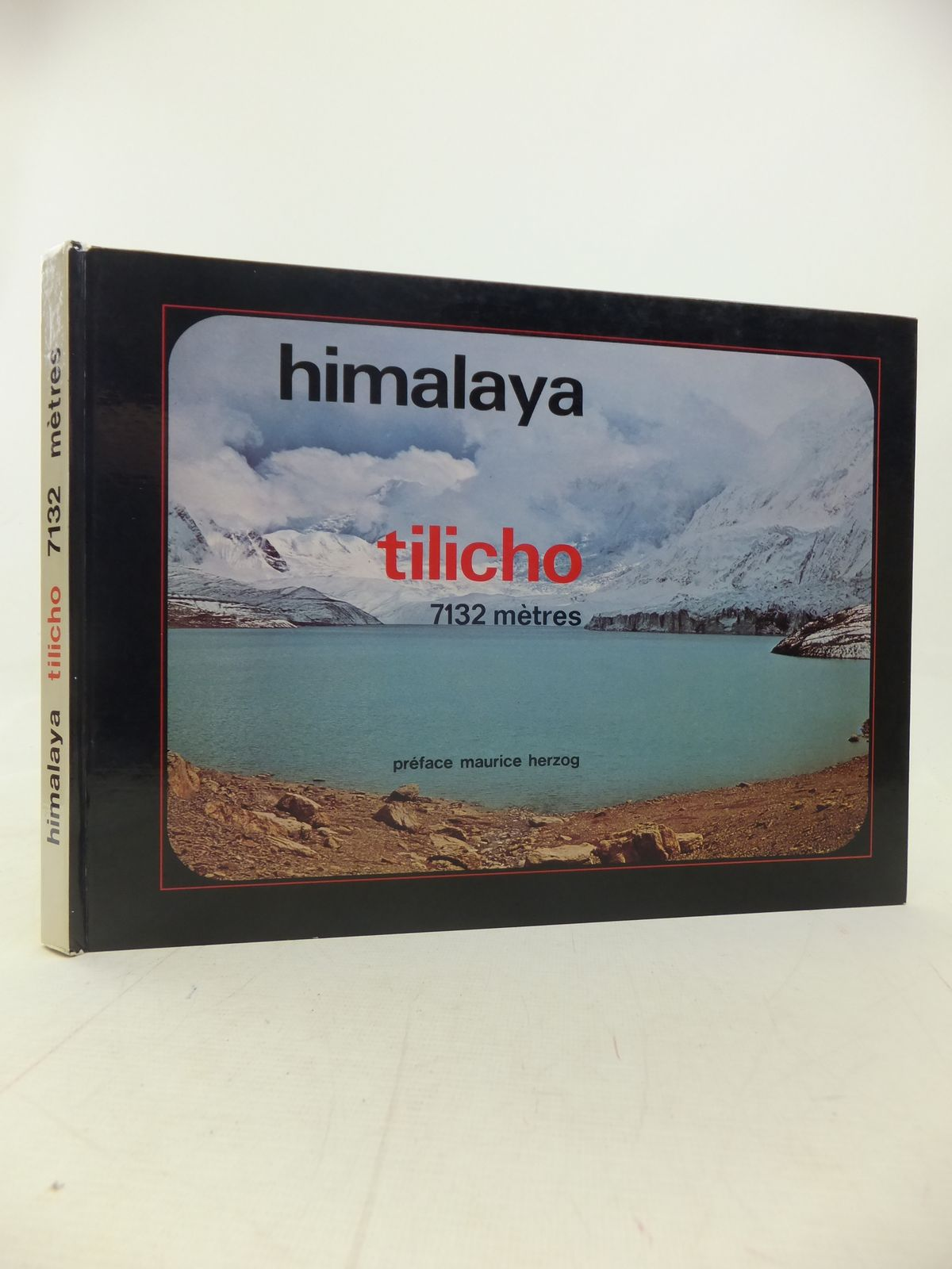 Photo of HIMALAYA TILICHO 7132 METRES- Stock Number: 1809853