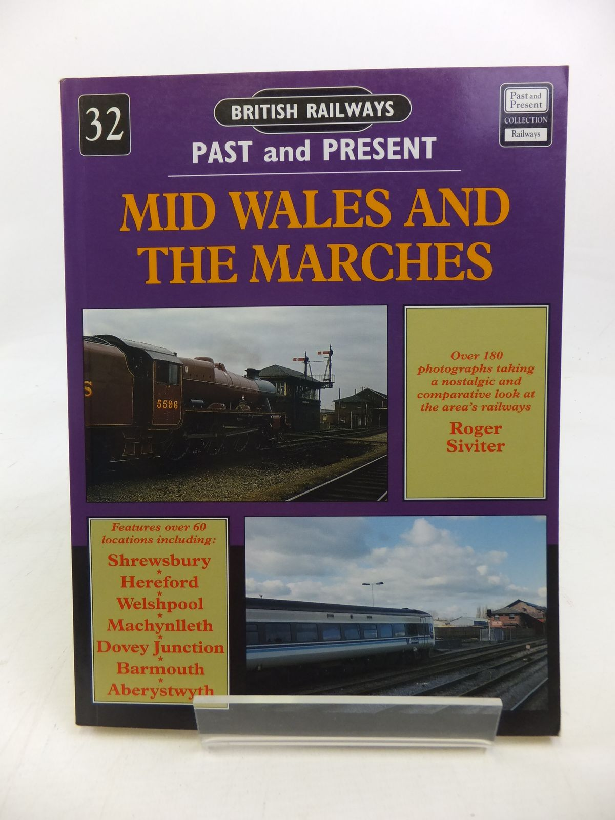 Photo of BRITISH RAILWAYS PAST AND PRESENT No. 32 MID WALES AND THE MARCHES- Stock Number: 1810247