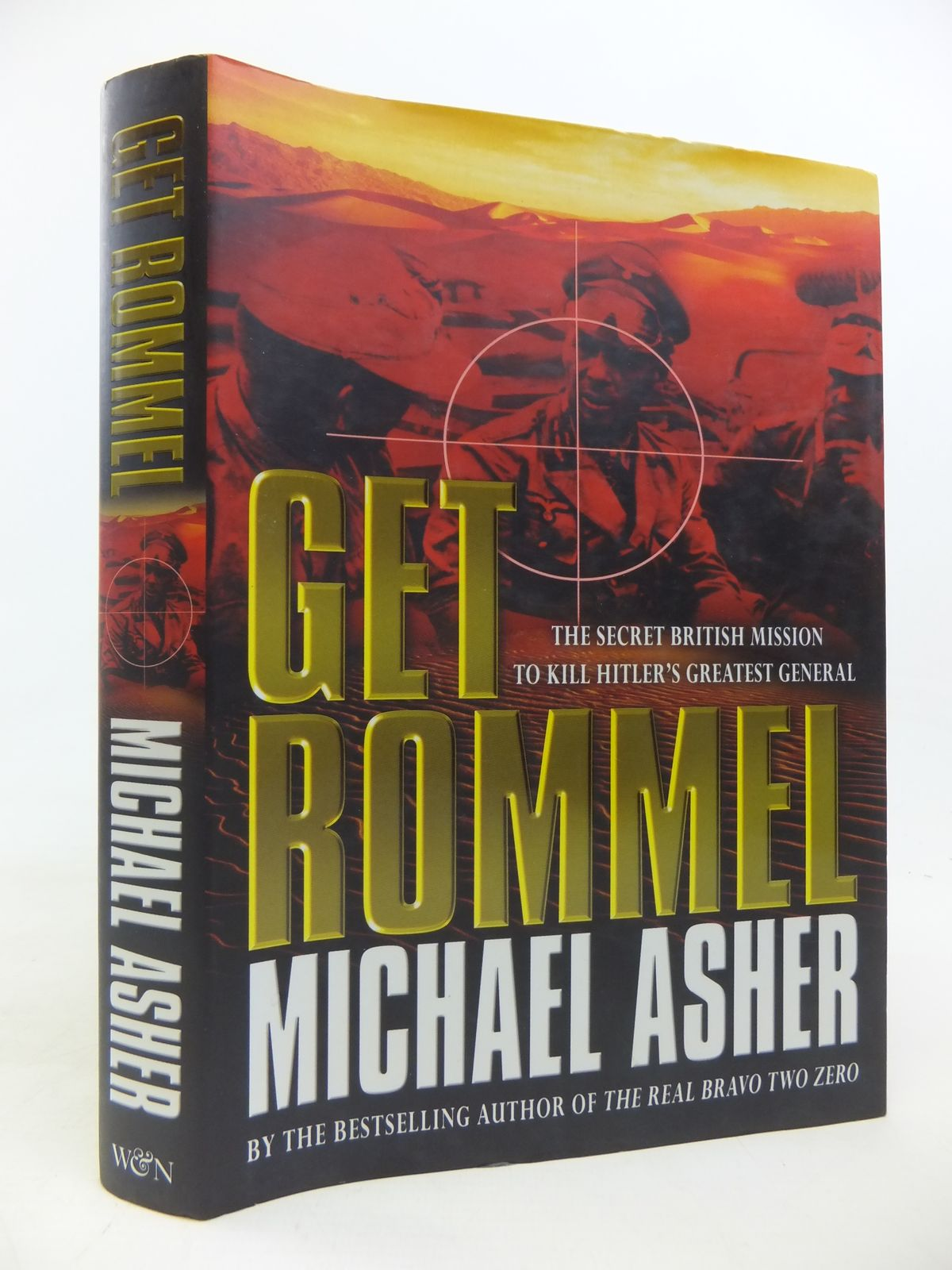 Photo of GET ROMMEL: THE SECRET BRITISH MISSION TO KILL HITLER'S GREATEST GENERAL- Stock Number: 1810325