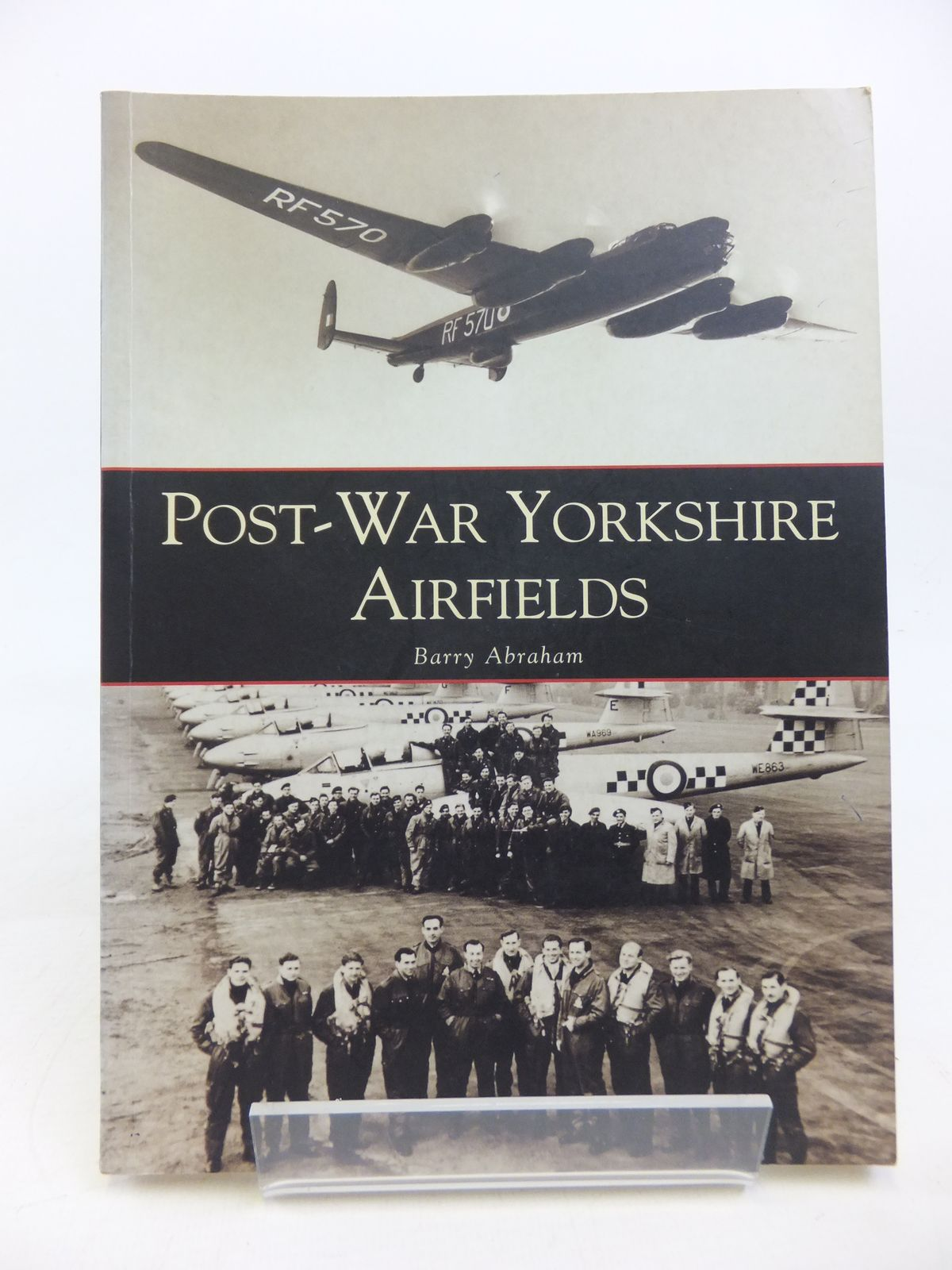 Photo of POST-WAR YORKSHIRE AIRFIELDS written by Abraham, Barry published by Tempus (STOCK CODE: 1810340)  for sale by Stella & Rose's Books