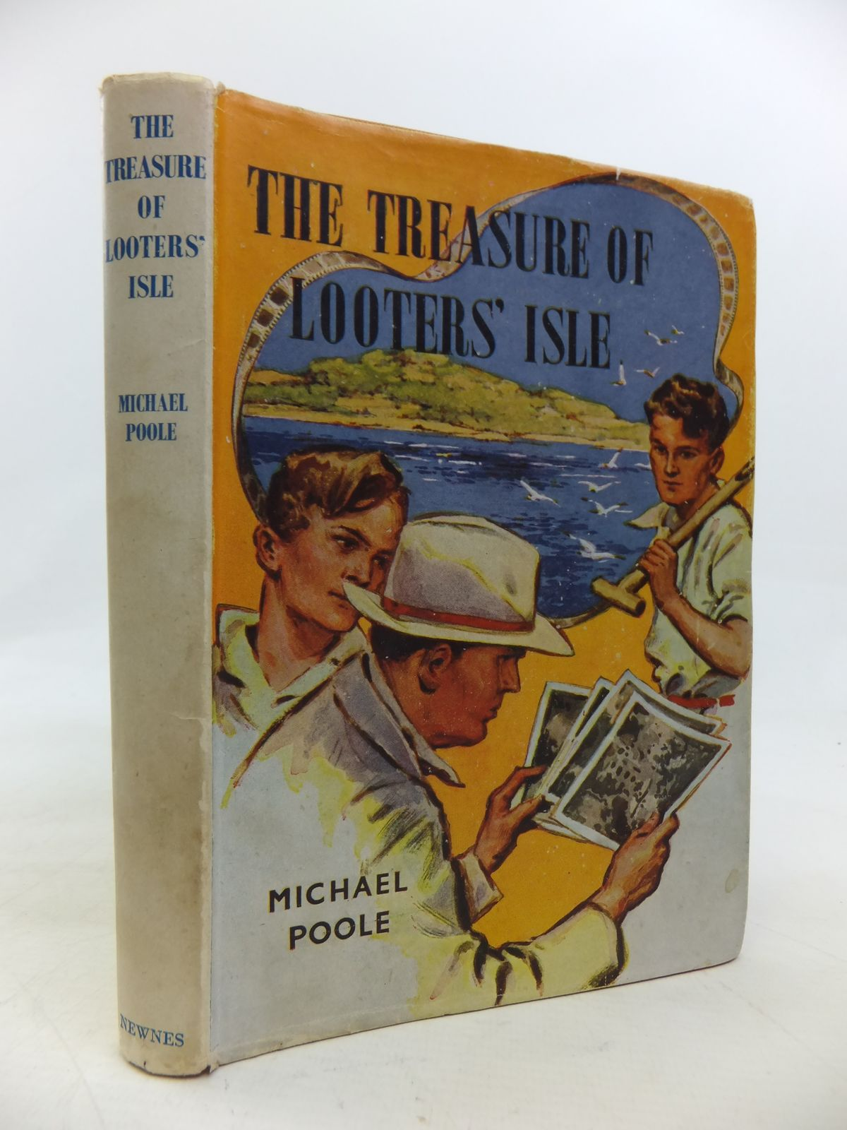 Photo of THE TREASURE OF LOOTERS' ISLE written by Poole, Michael published by George Newnes Limited (STOCK CODE: 1810346)  for sale by Stella & Rose's Books