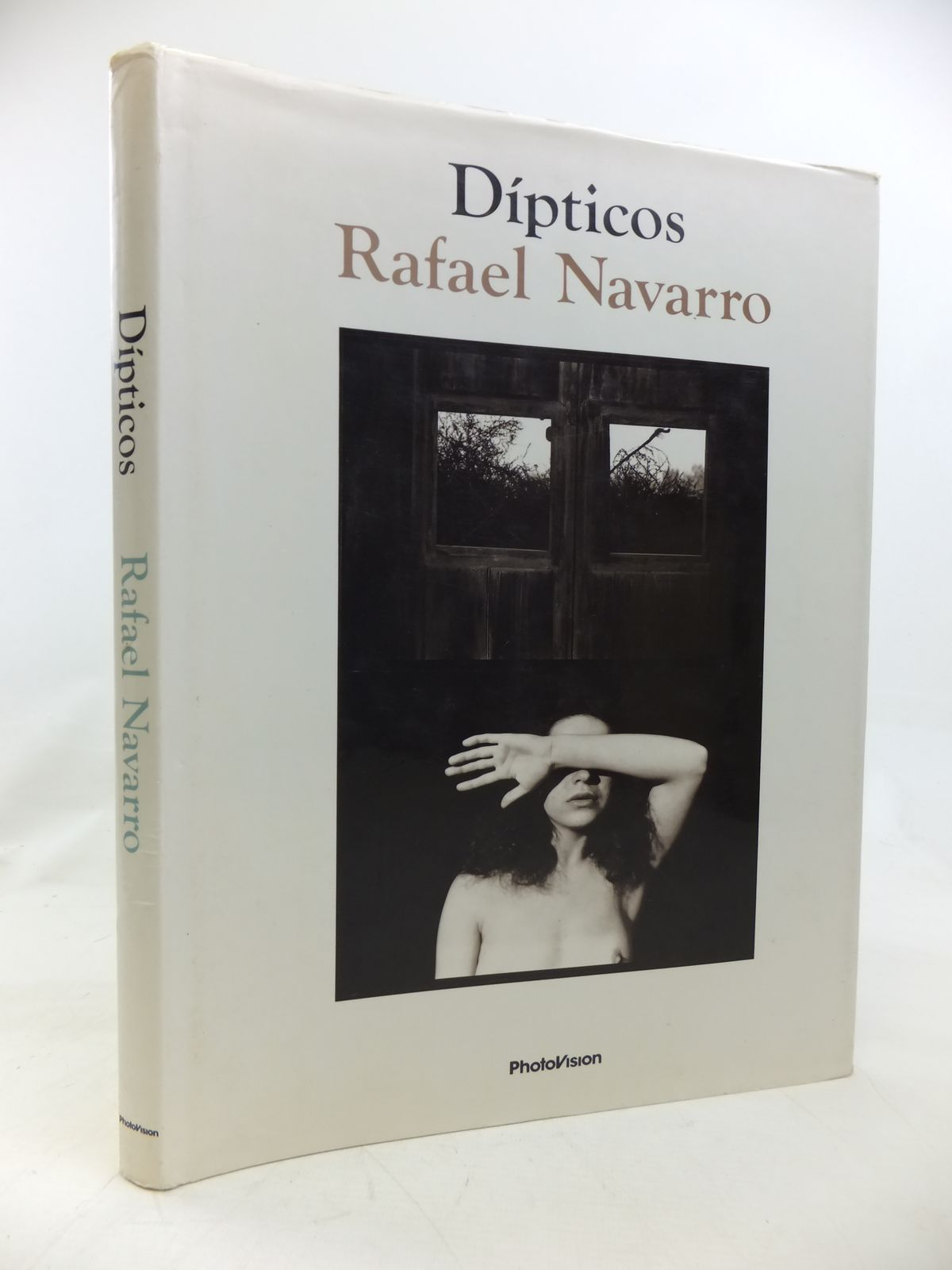 Photo of DIPTICOS written by Chomette, Michele illustrated by Navarro, Rafael published by Photovision (STOCK CODE: 1810450)  for sale by Stella & Rose's Books