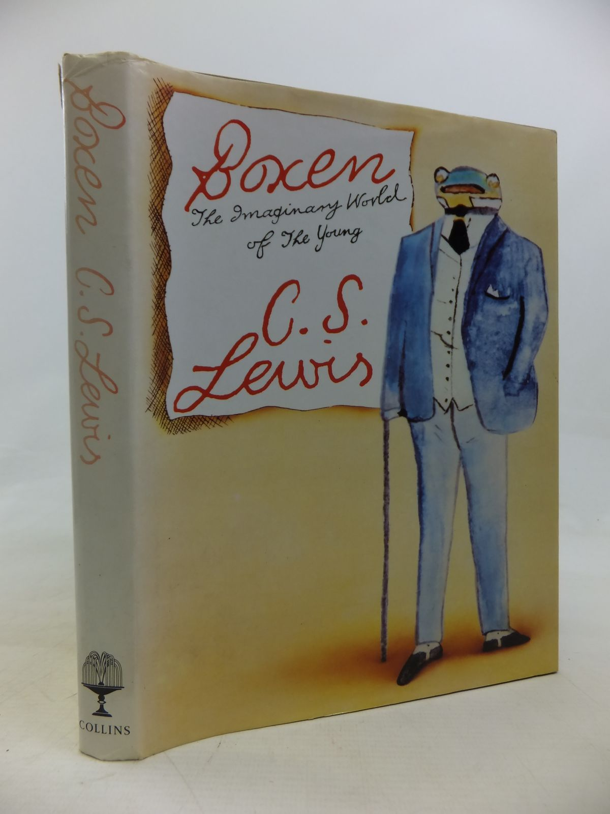 Photo of BOXEN THE IMAGINARY WORLD OF THE YOUNG C.S. LEWIS- Stock Number: 1810499