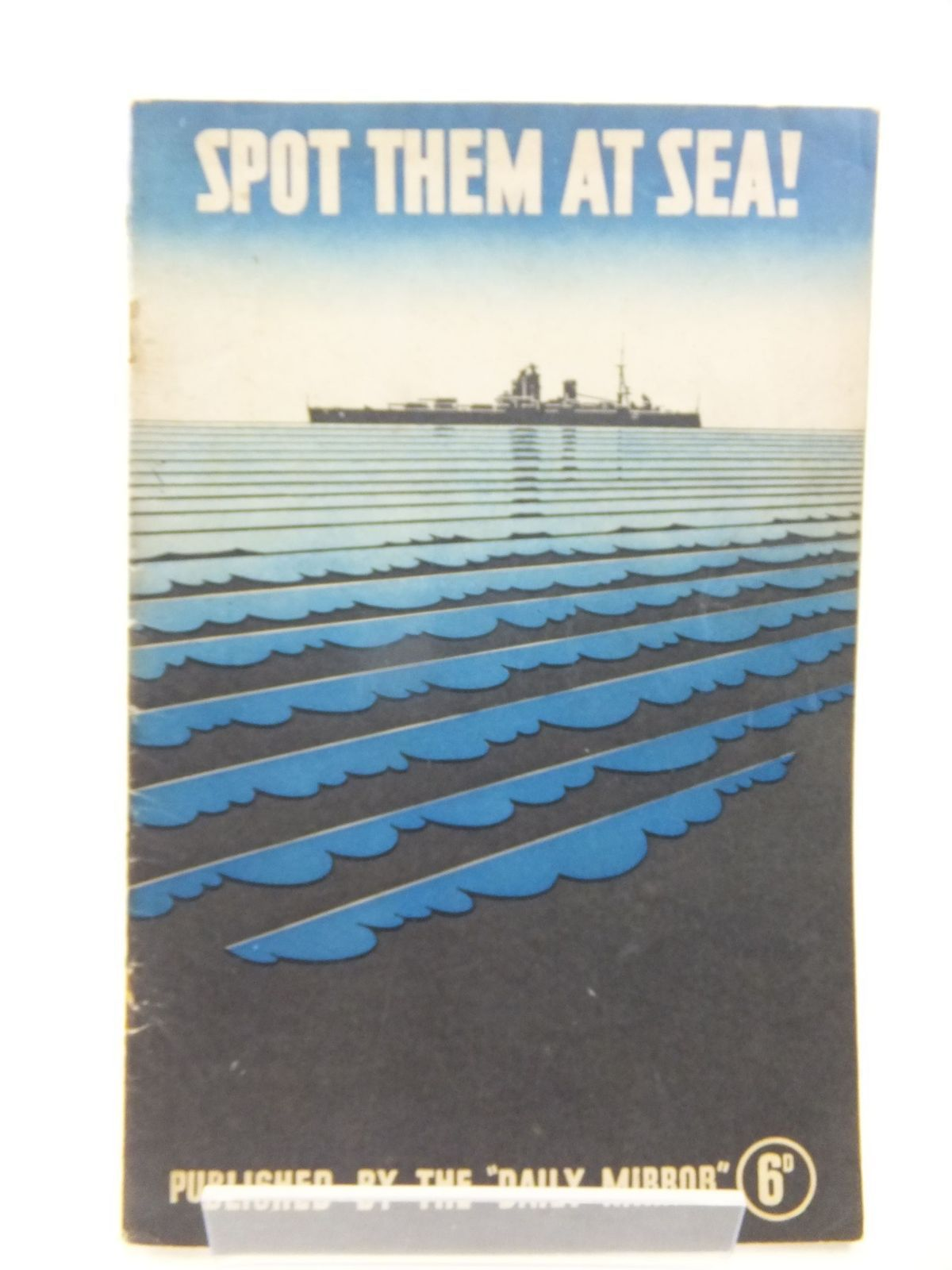 Photo of SPOT THEM AT SEA! published by Daily Mirror (STOCK CODE: 1810723)  for sale by Stella & Rose's Books