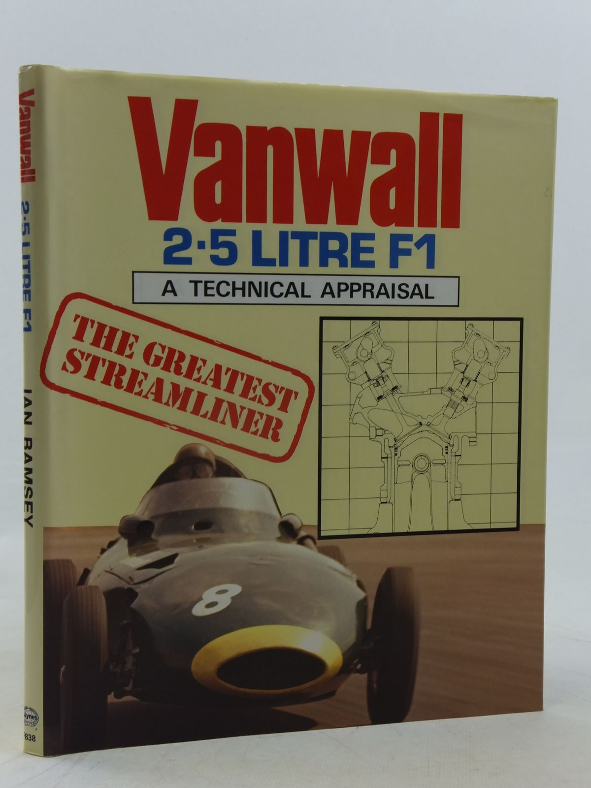 Photo of VANWALL 2.5 LITRE F1- Stock Number: 1810780