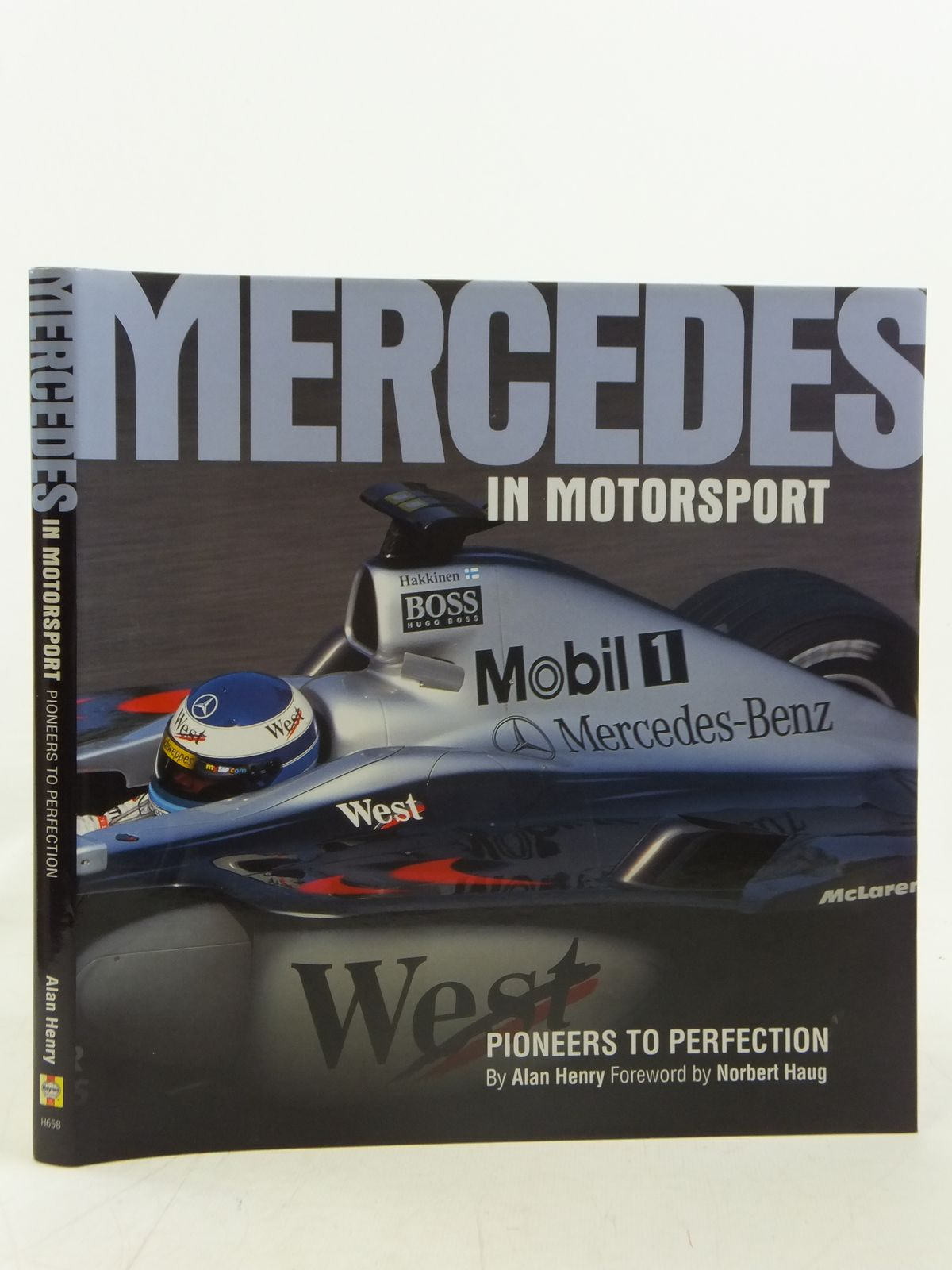 Photo of MERCEDES IN MOTORSPORT PIONEERS TO PERFECTION written by Henry, Alan published by Haynes Publishing Group (STOCK CODE: 1810816)  for sale by Stella & Rose's Books