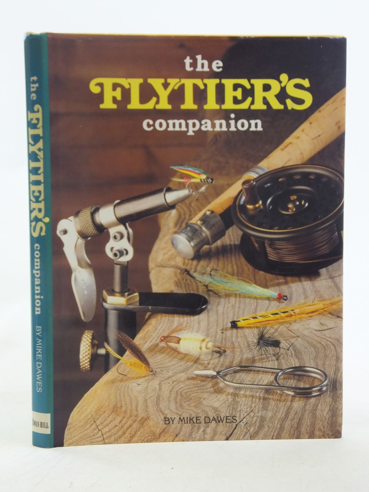 Photo of THE FLYTIER'S COMPANION written by Dawes, Mike illustrated by Price, Taff published by Swan Hill Press (STOCK CODE: 1810871)  for sale by Stella & Rose's Books