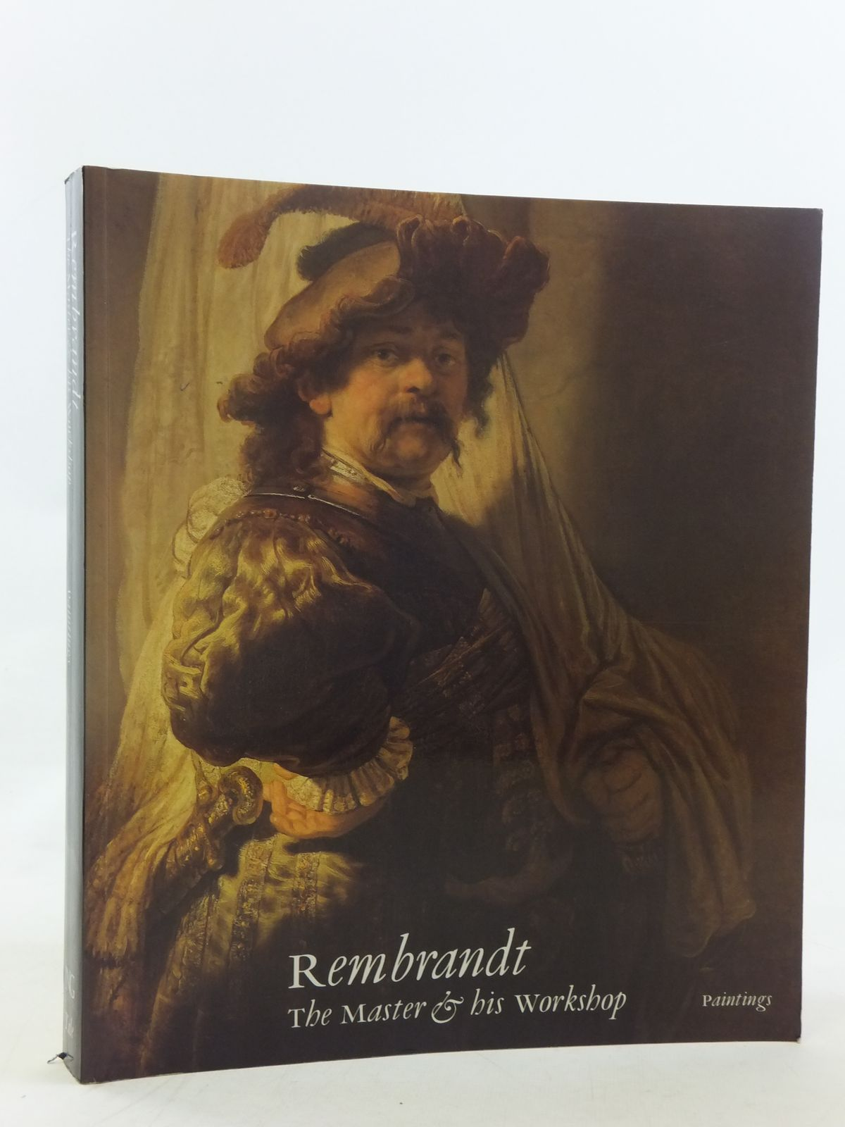 Photo of REMBRANDT: THE MASTER &amp; HIS WORKSHOP PAINTINGS written by Brown, Christopher<br />Kelch, Jan<br />Van Thiel, Pieter published by Yale University Press, National Gallery (STOCK CODE: 1810880)  for sale by Stella & Rose's Books