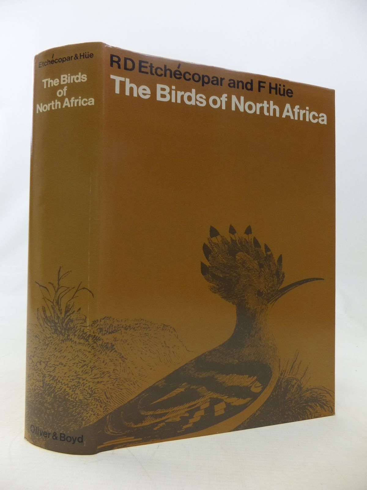 Photo of THE BIRDS OF NORTH AFRICA FROM THE CANARY ISLANDS TO THE RED SEA- Stock Number: 1811050