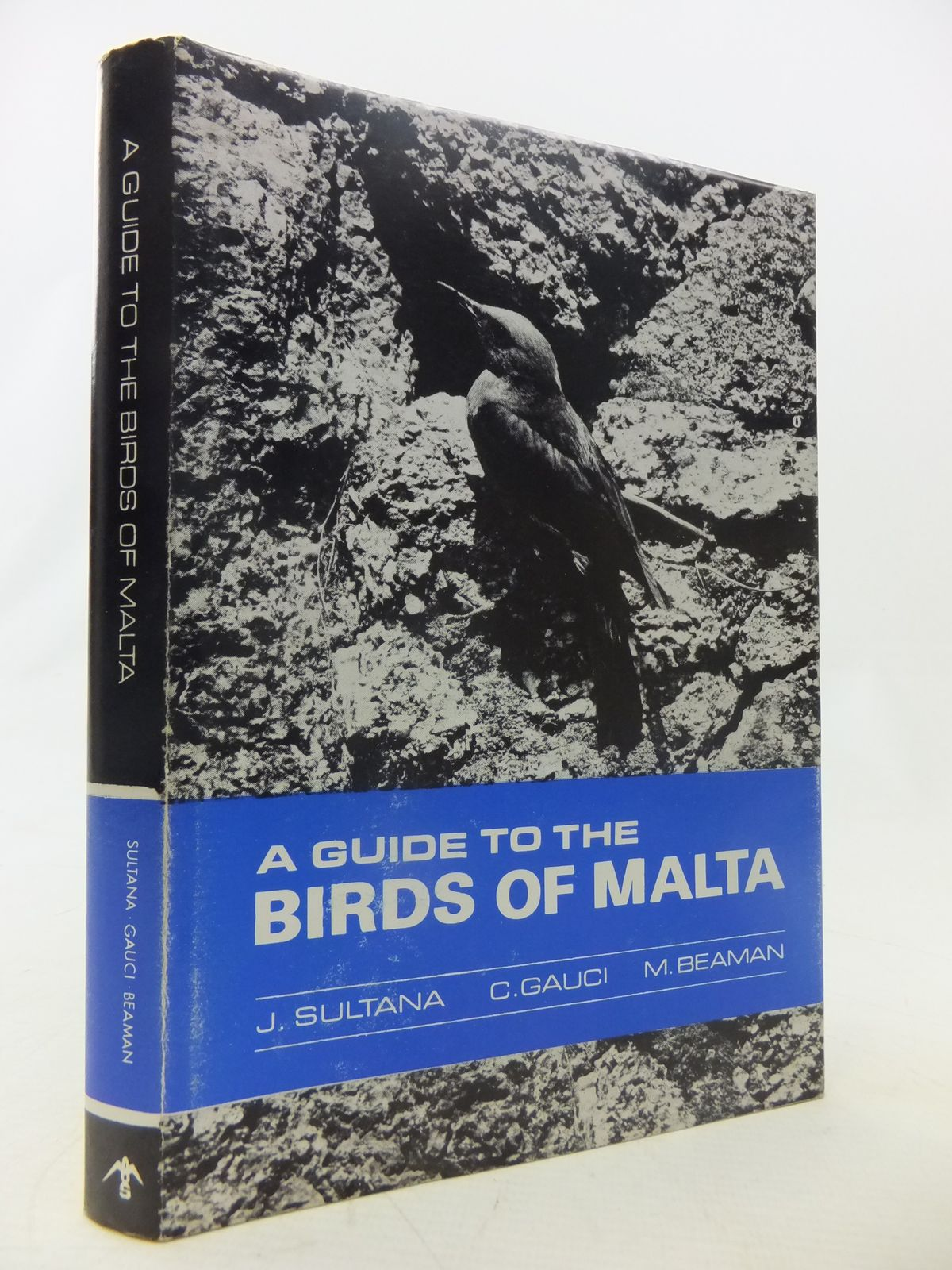 Photo of A GUIDE TO THE BIRDS OF MALTA A COMPREHENSIVE CHECKLIST written by Sultana, Joe<br />Gauci, Charles<br />Beaman, Mark illustrated by Ingram, Rodney published by Malta Ornithological Society (STOCK CODE: 1811056)  for sale by Stella & Rose's Books
