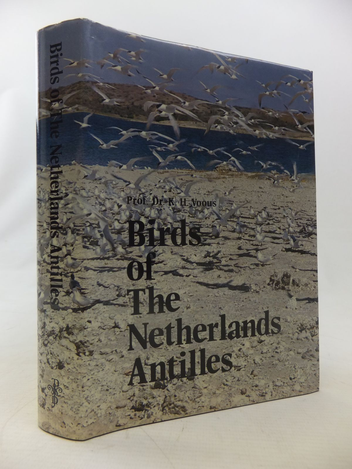 Photo of BIRDS OF THE NETHERLANDS ANTILLES written by Voous, K.H. published by De Walburg Pers (STOCK CODE: 1811057)  for sale by Stella & Rose's Books
