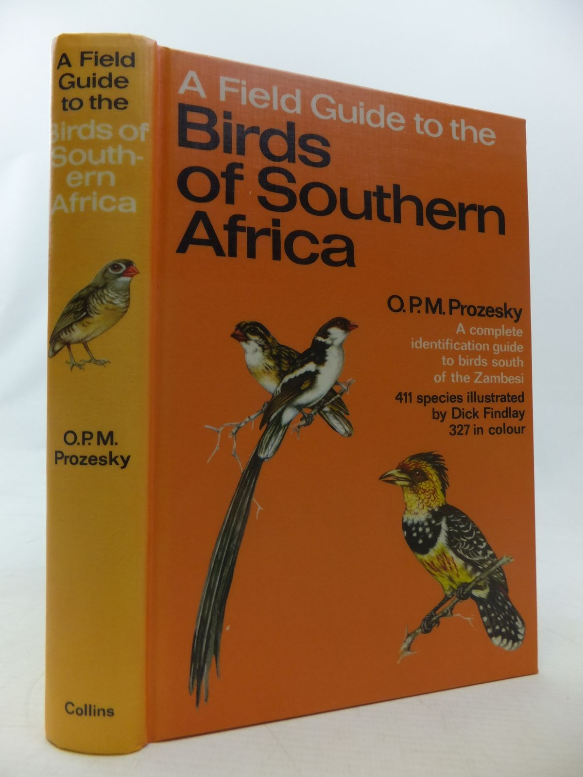 Photo of A FIELD GUIDE TO THE BIRDS OF SOUTHERN AFRICA written by Prozesky, O.P.M. illustrated by Findlay, Dick published by Collins (STOCK CODE: 1811080)  for sale by Stella & Rose's Books