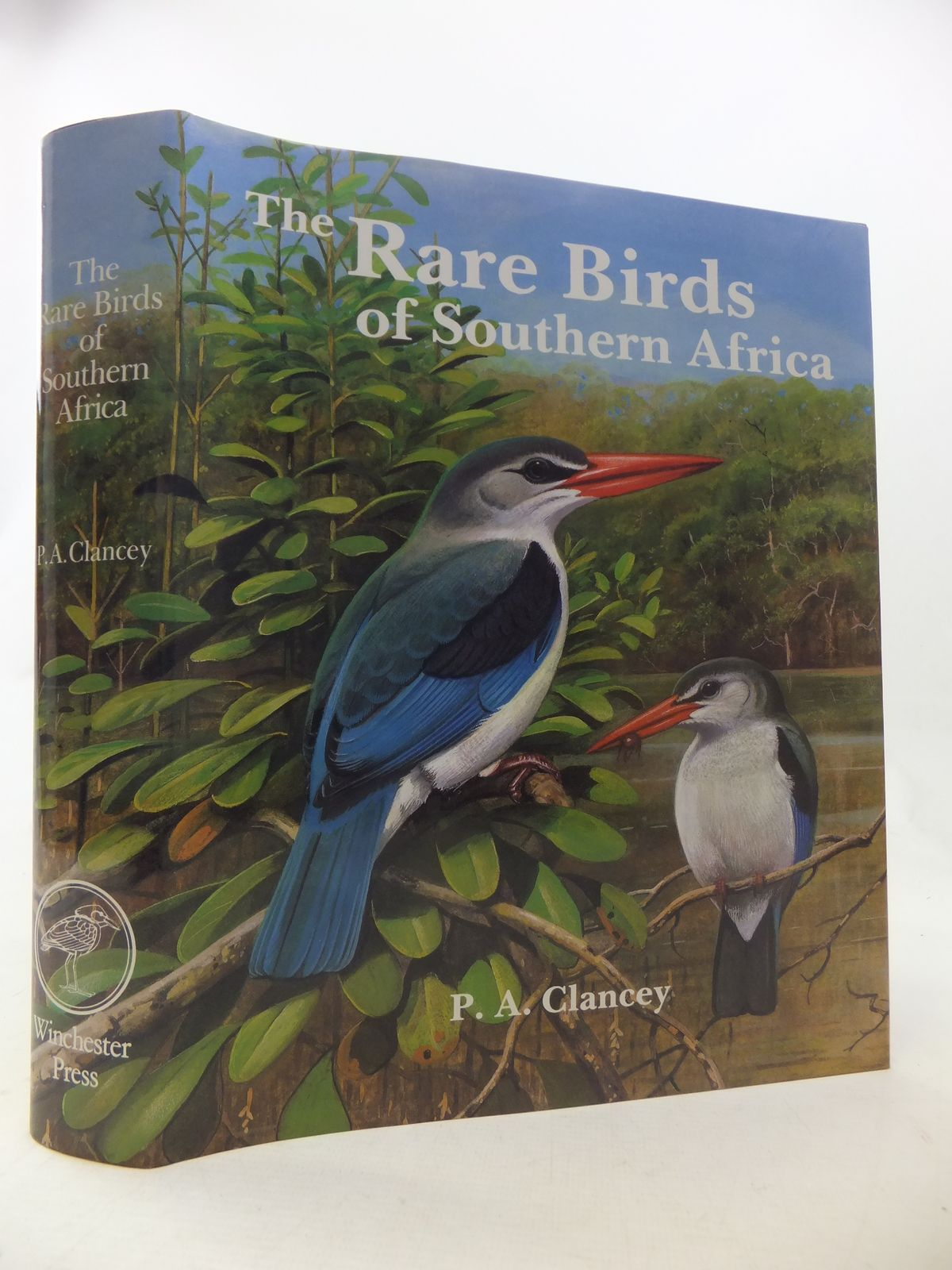 Photo of THE RARE BIRDS OF SOUTHERN AFRICA written by Clancey, P.A. illustrated by Clancey, P.A. published by Winchester Press (STOCK CODE: 1811098)  for sale by Stella & Rose's Books