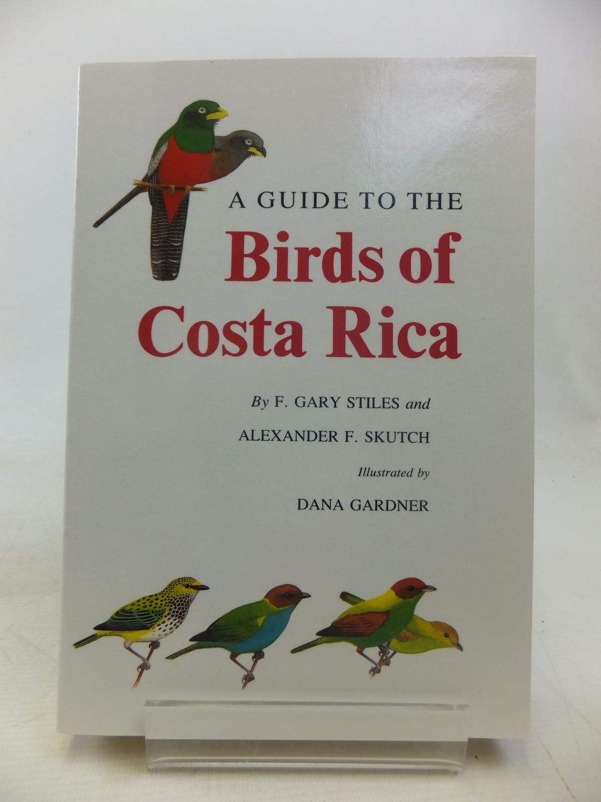 Photo of A GUIDE TO THE BIRDS OF COSTA RICA- Stock Number: 1811107
