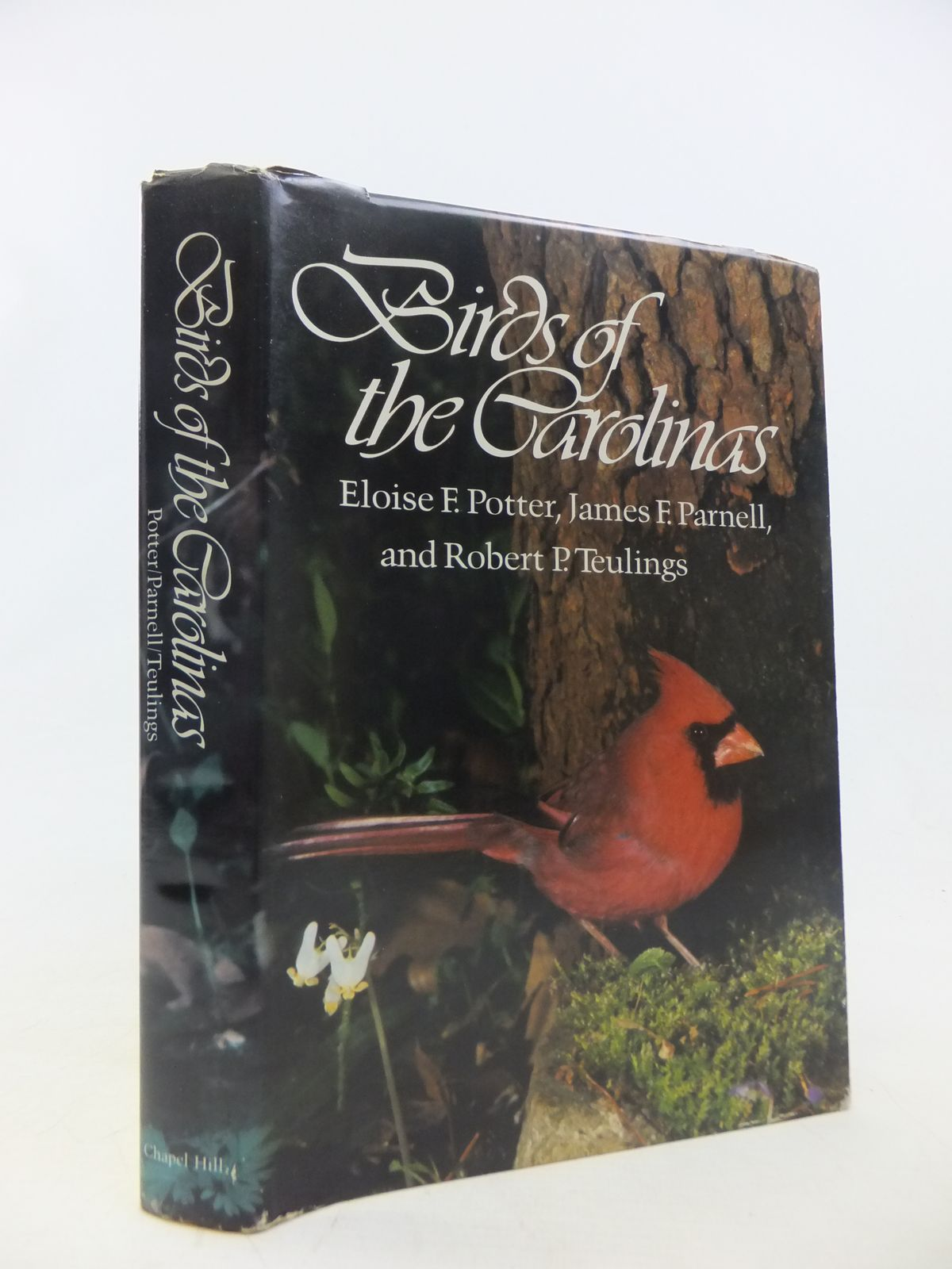 Photo of BIRDS OF THE CAROLINAS written by Potter, Eloise F. Parnell, James F. Teulings, Robert P. published by University Of North Carolina Press (STOCK CODE: 1811127)  for sale by Stella & Rose's Books