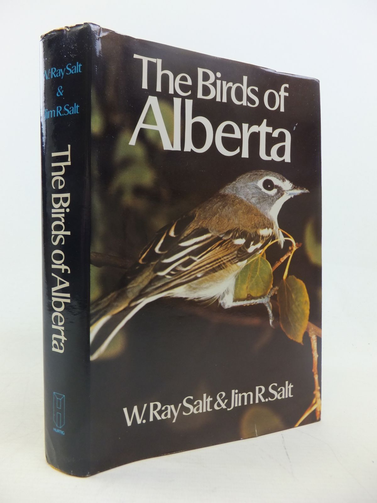 Photo of THE BIRDS OF ALBERTA written by Salt, W. Ray<br />Salt, Jim R. published by Hurtig (STOCK CODE: 1811147)  for sale by Stella & Rose's Books