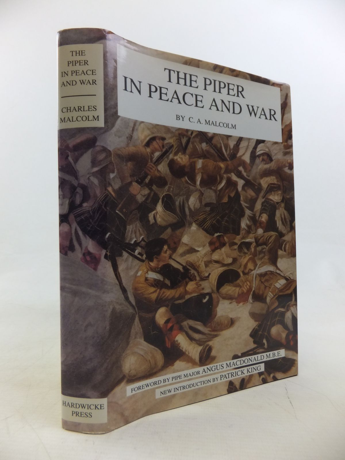 Photo of THE PIPER IN PEACE AND WAR written by Malcolm, C.A. published by Hardwicke Press (STOCK CODE: 1811270)  for sale by Stella & Rose's Books