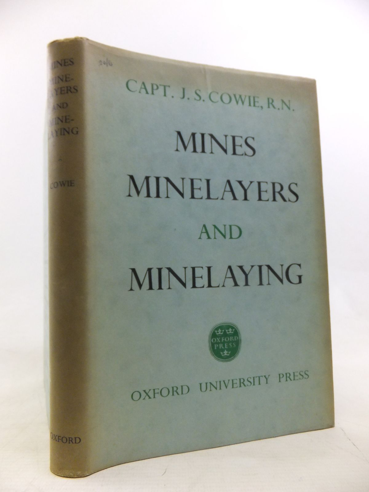 Photo of MINES, MINELAYERS AND MINELAYING- Stock Number: 1811274