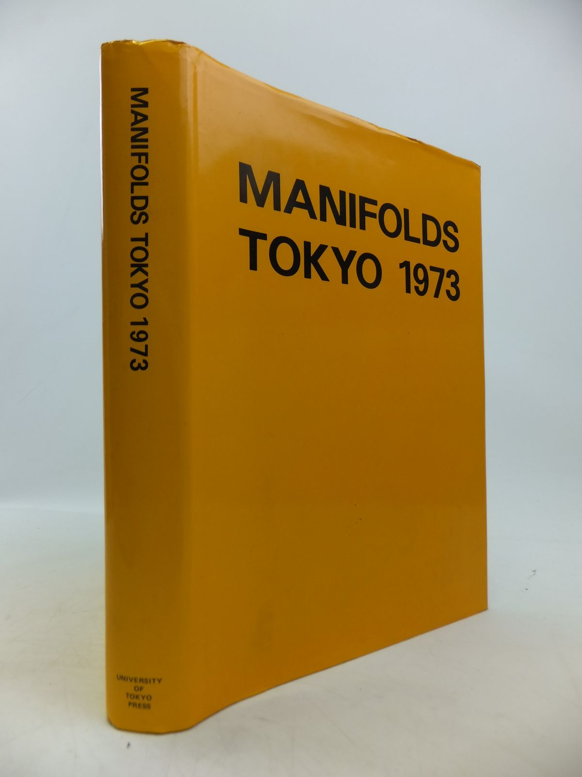 Photo of MANIFOLDS-TOKYO 1973- Stock Number: 1811335