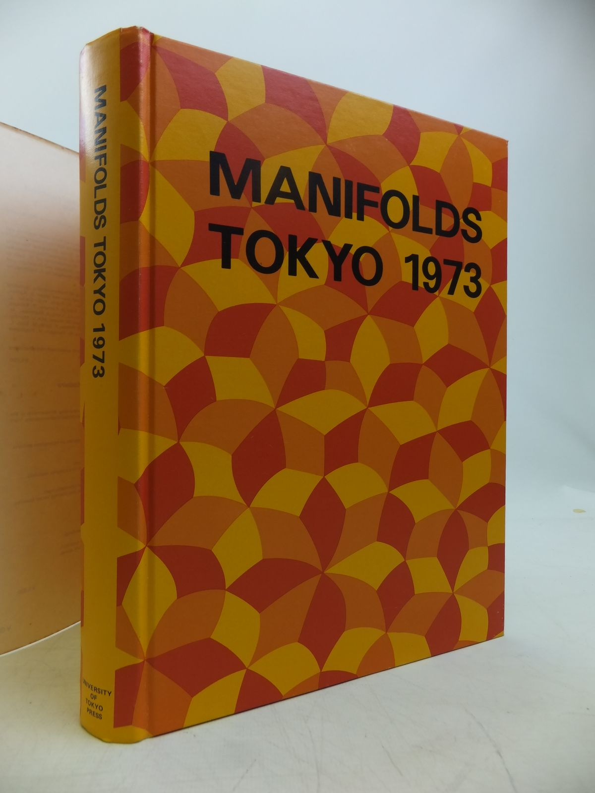 Photo of MANIFOLDS-TOKYO 1973 written by Hattori, Akio published by University Of Tokyo (STOCK CODE: 1811335)  for sale by Stella & Rose's Books