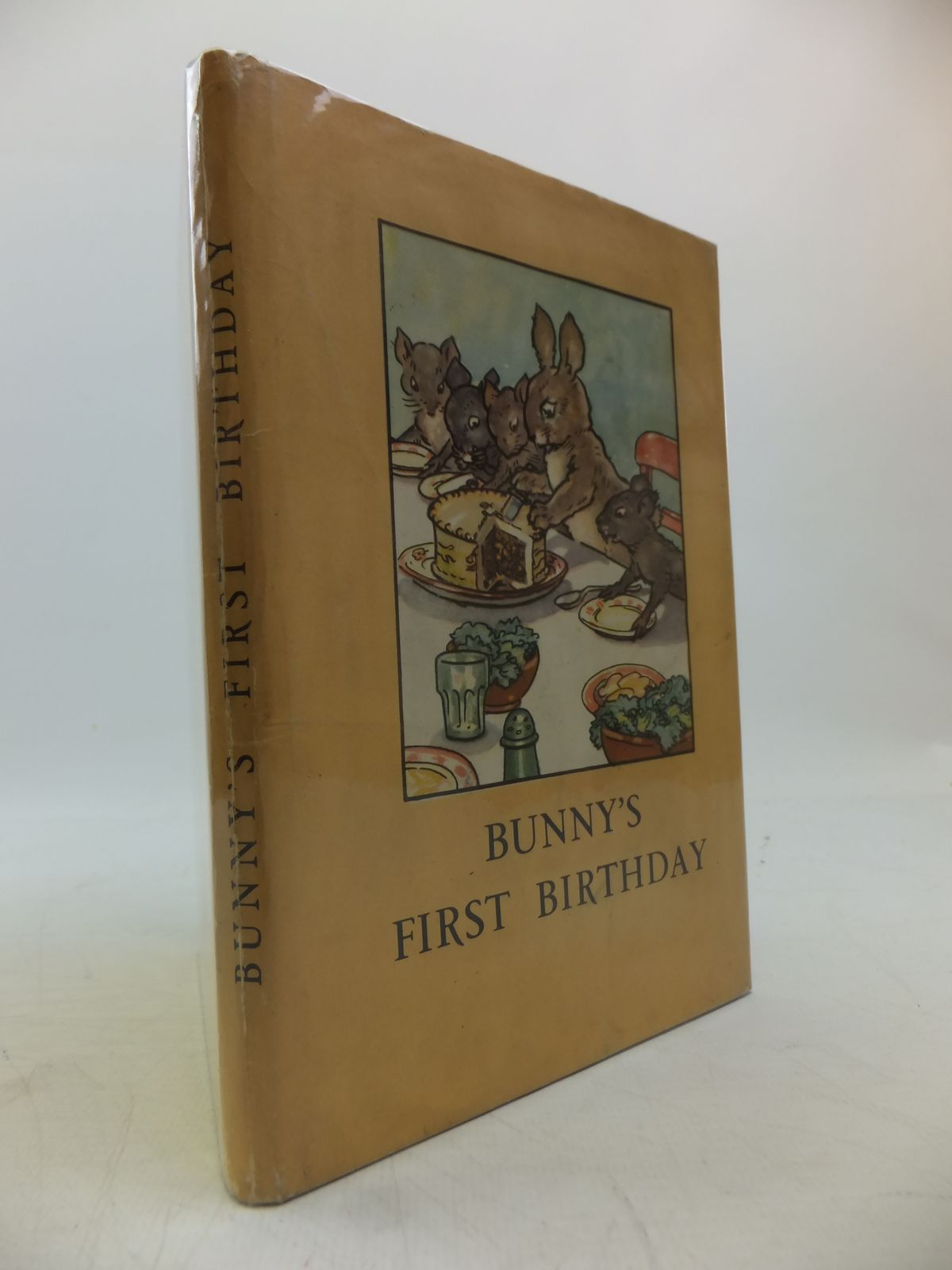 Photo of BUNNY'S FIRST BIRTHDAY written by Macgregor, A.J.<br />Perring, W. illustrated by Macgregor, A.J. published by Wills &amp; Hepworth Ltd. (STOCK CODE: 1811389)  for sale by Stella & Rose's Books