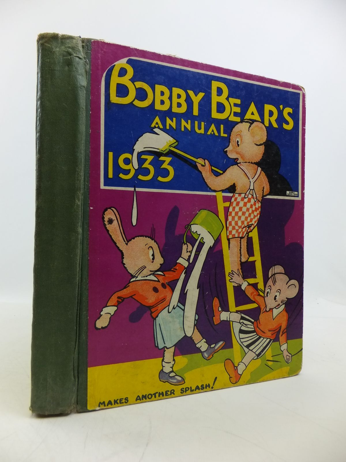 Photo of BOBBY BEAR'S ANNUAL 1933- Stock Number: 1811478