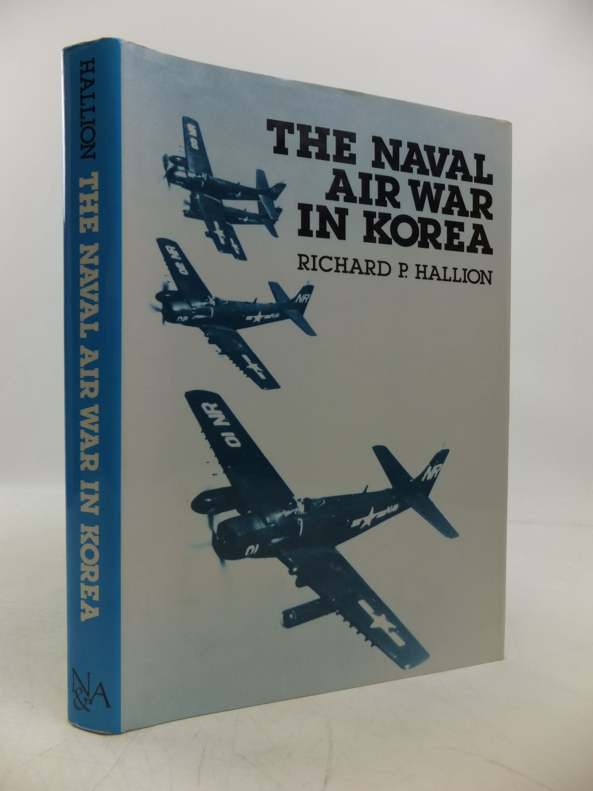 Photo of THE NAVAL AIR WAR IN KOREA- Stock Number: 1811668