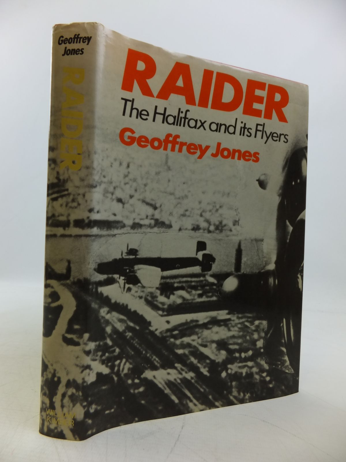 Photo of RAIDER THE HALIFAX AND ITS FLYERS- Stock Number: 1811672
