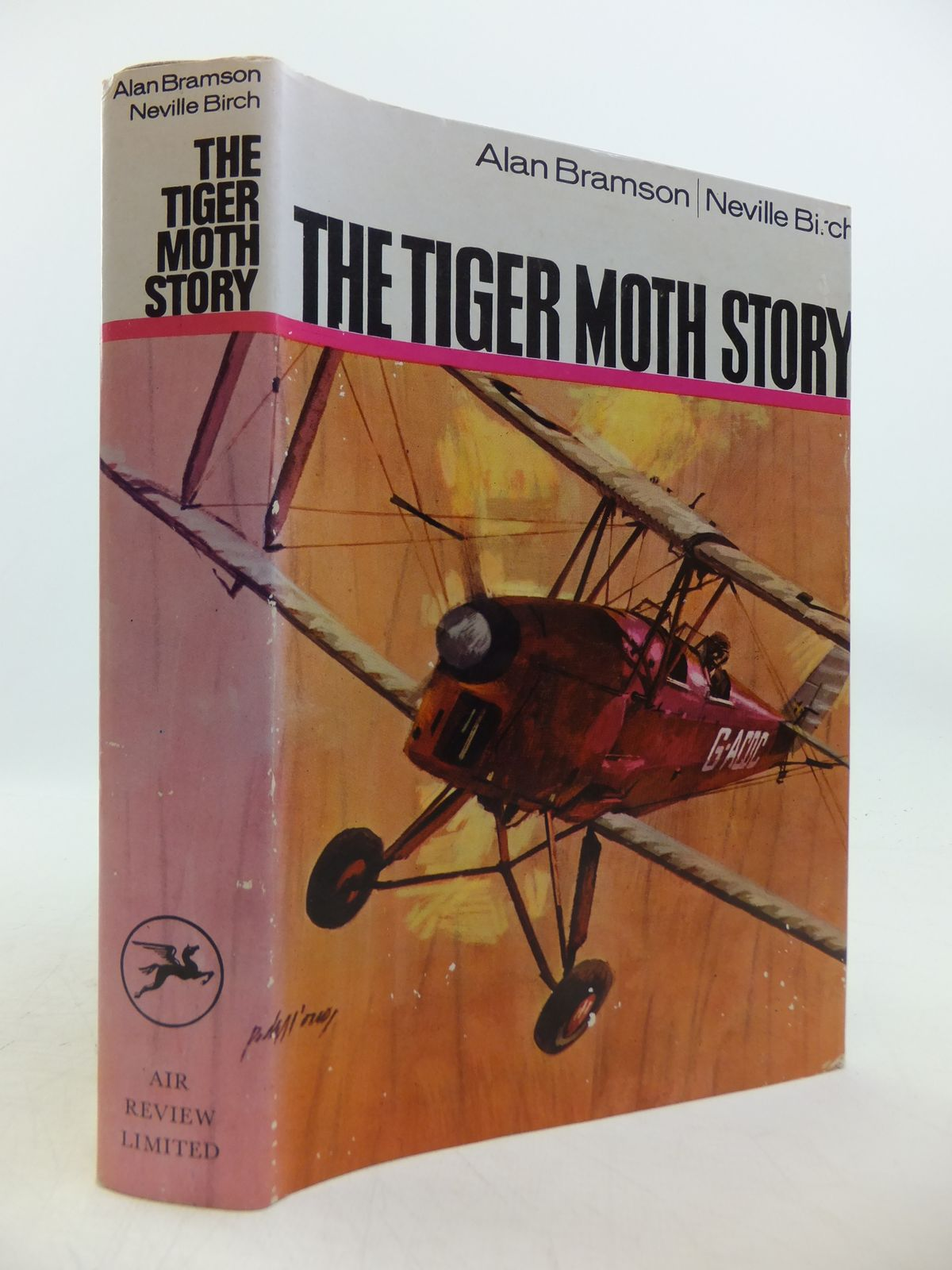 Photo of THE TIGER MOTH STORY written by Bramson, Alan Birch, Neville published by Air Review Ltd. (STOCK CODE: 1811791)  for sale by Stella & Rose's Books