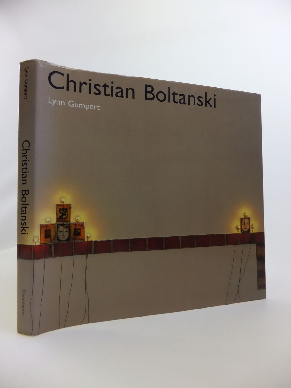 Photo of CHRISTIAN BOLTANSKI written by Gumpert, Lynn illustrated by Boltanski, Christian published by Flammarion (STOCK CODE: 1811902)  for sale by Stella & Rose's Books