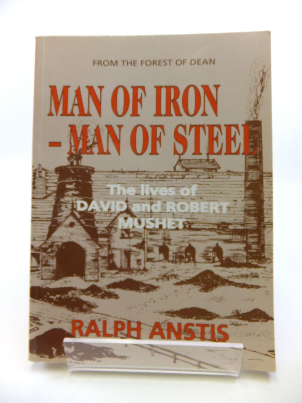 Photo of MAN OF IRON - MAN OF STEEL- Stock Number: 1811912