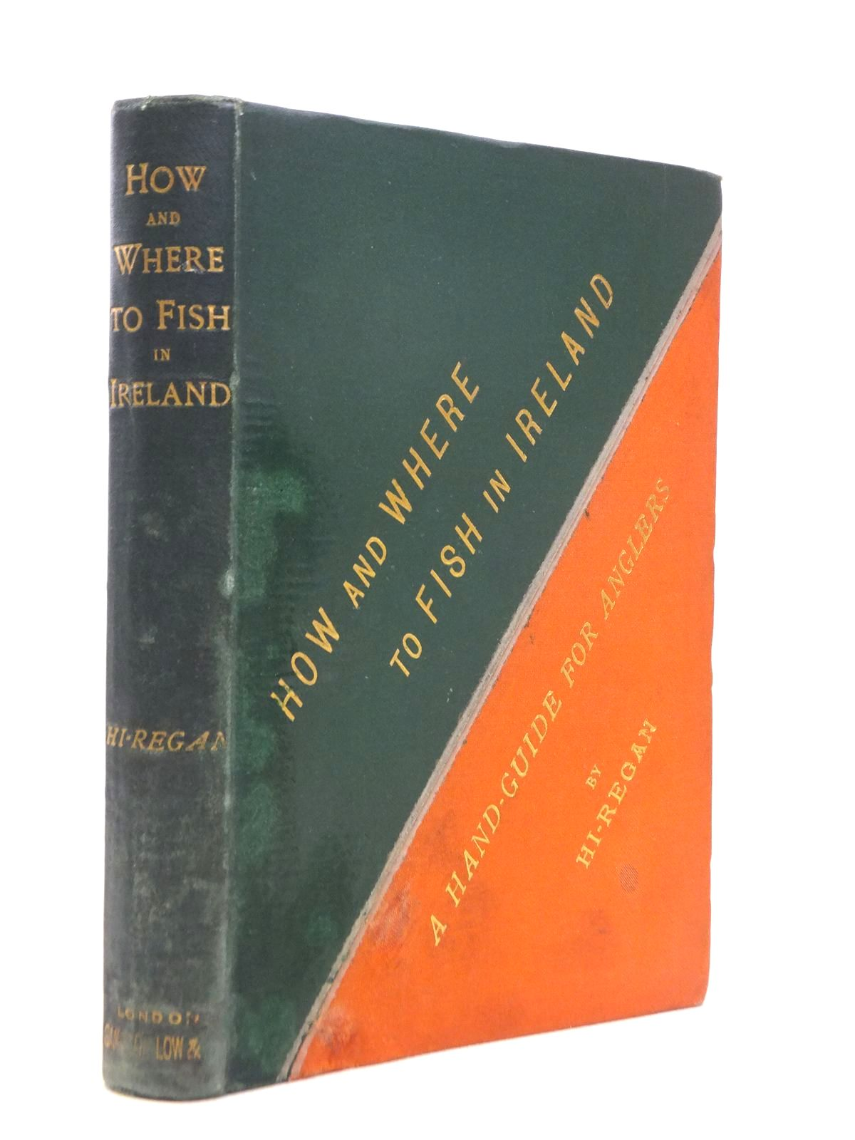 Photo of HOW AND WHERE TO FISH IN IRELAND- Stock Number: 1812198
