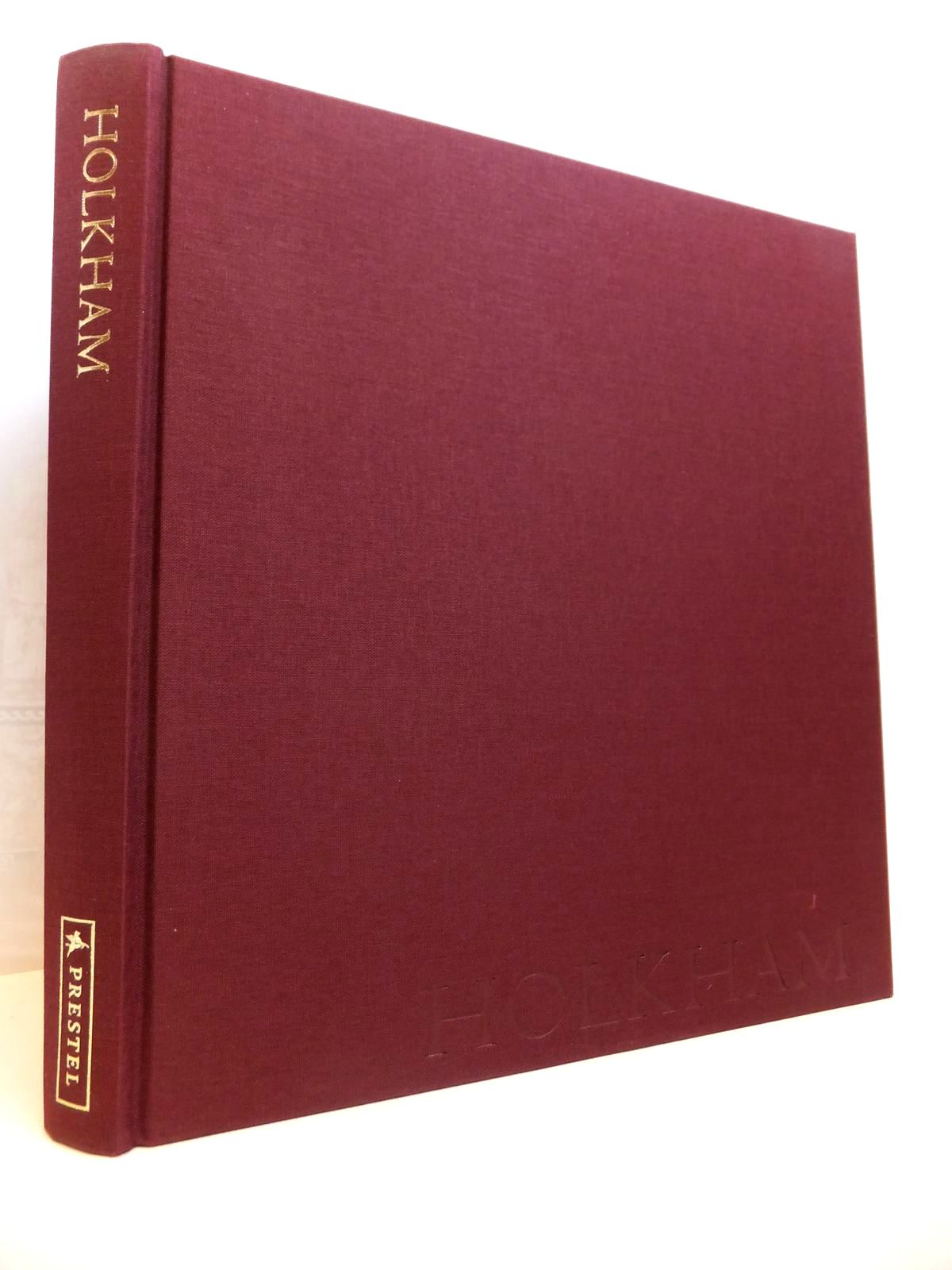 Photo of HOLKHAM written by Schmidt, Leo Keller, Christian Feversham, Polly published by Prestel (STOCK CODE: 1812578)  for sale by Stella & Rose's Books