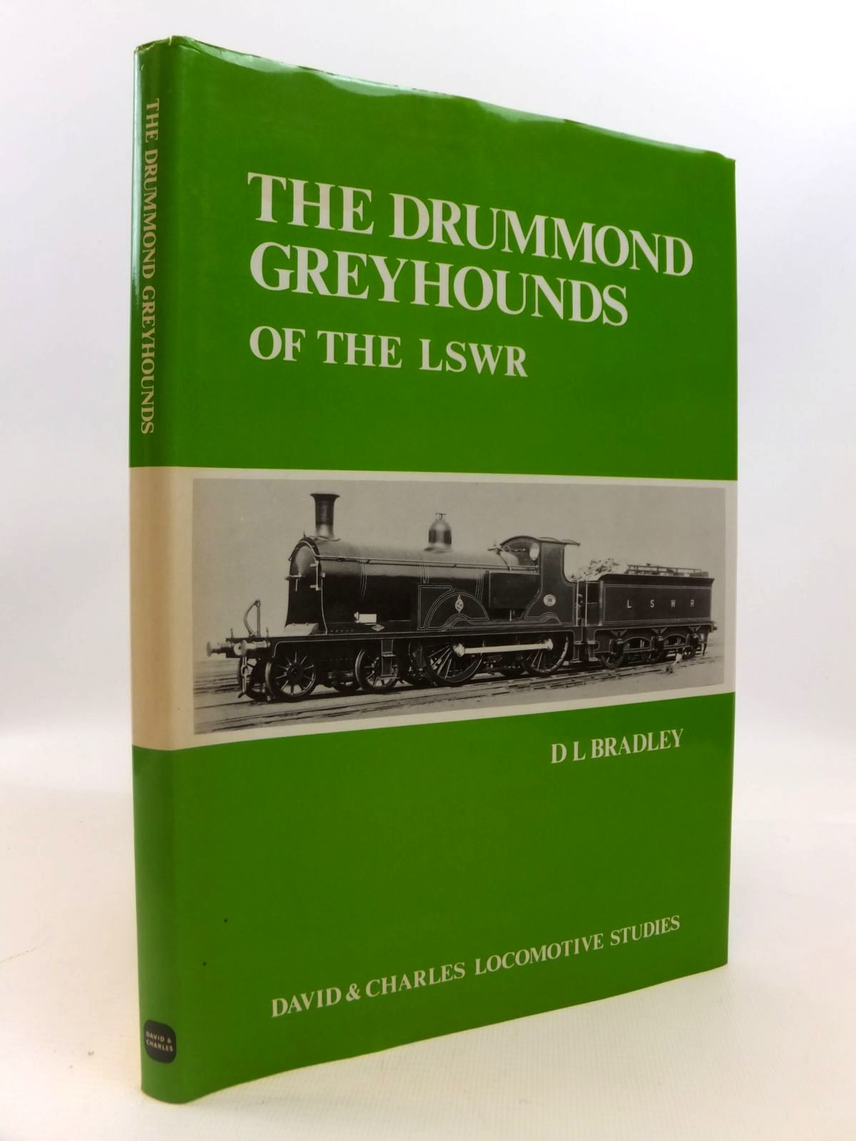 Photo of THE DRUMMOND GREYHOUNDS OF THE LSWR written by Bradley, D.L. published by David & Charles (STOCK CODE: 1812636)  for sale by Stella & Rose's Books