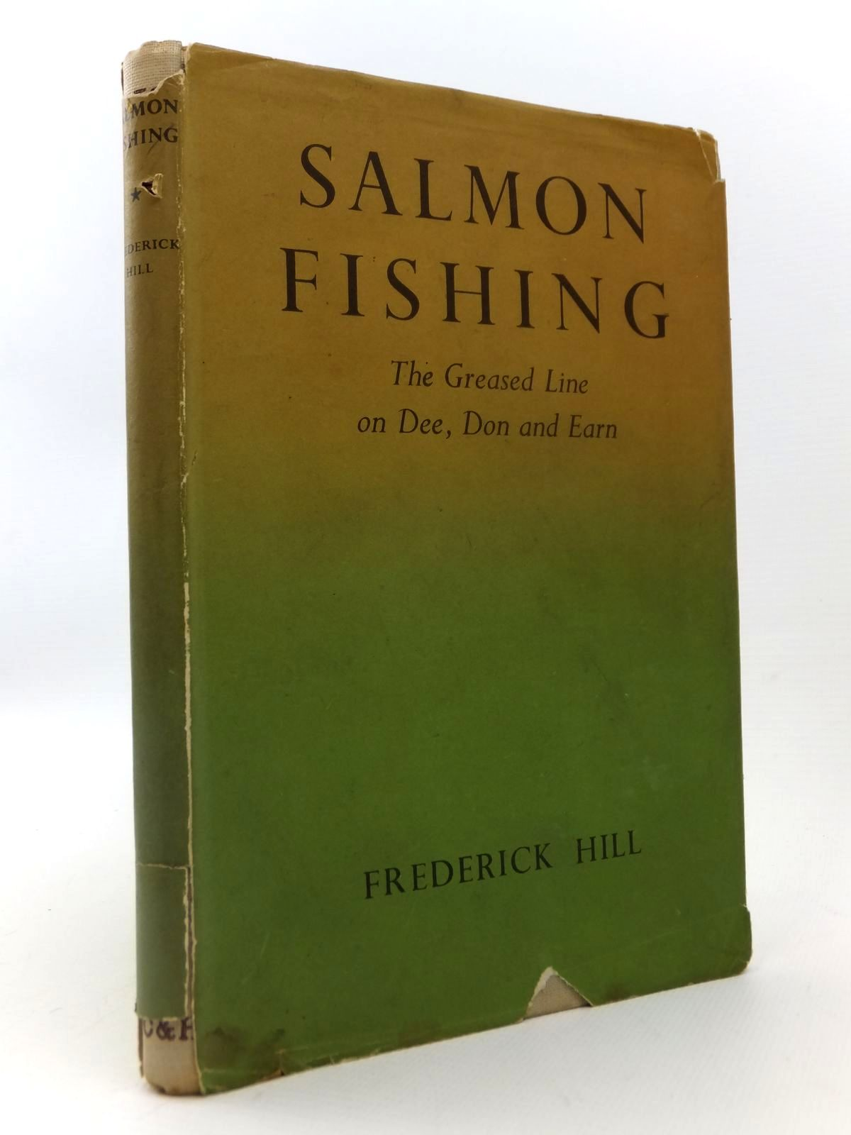 Photo of SALMON FISHING written by Hill, Frederick published by Chapman & Hall (STOCK CODE: 1812737)  for sale by Stella & Rose's Books