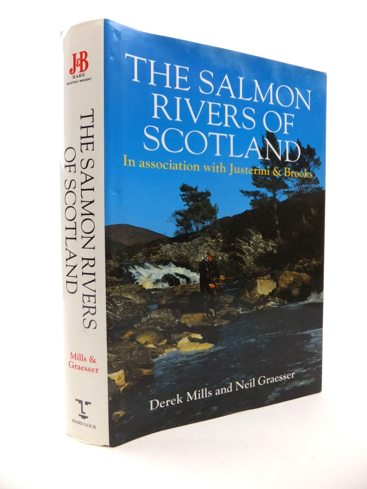 Photo of THE SALMON RIVERS OF SCOTLAND written by Mills, Derek