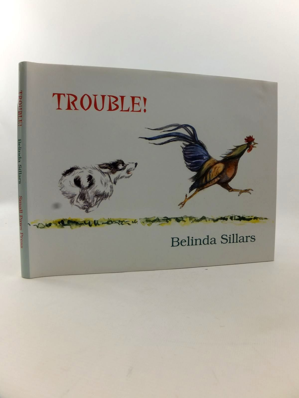Photo of TROUBLE! written by Sillars, Belinda illustrated by Sillars, Belinda published by Small Paws Press (STOCK CODE: 1812801)  for sale by Stella & Rose's Books