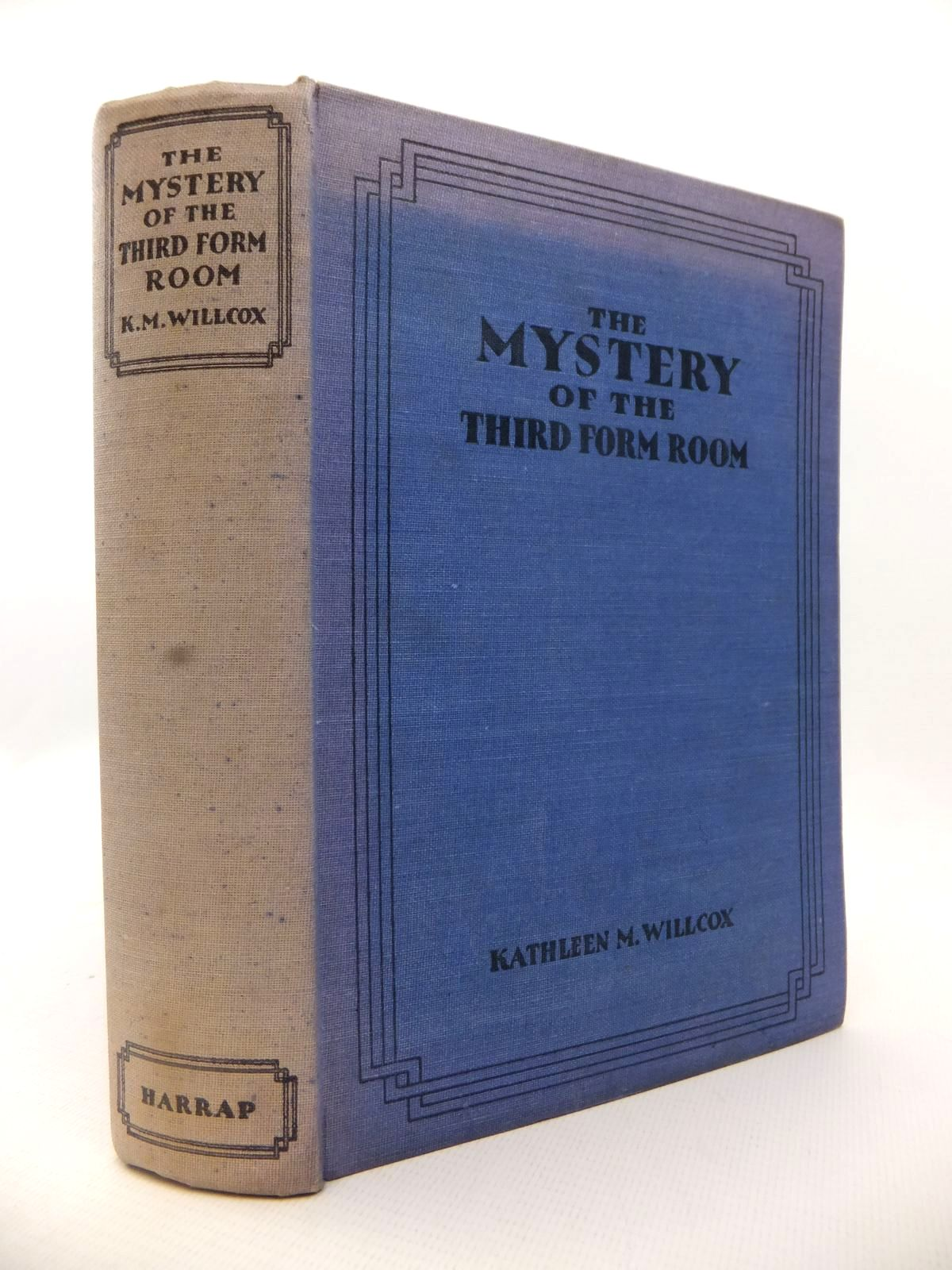 Photo of THE MYSTERY OF THE THIRD FORM ROOM written by Willcox, Kathleen M. illustrated by Graves, Percy published by George G. Harrap & Co. Ltd. (STOCK CODE: 1812823)  for sale by Stella & Rose's Books
