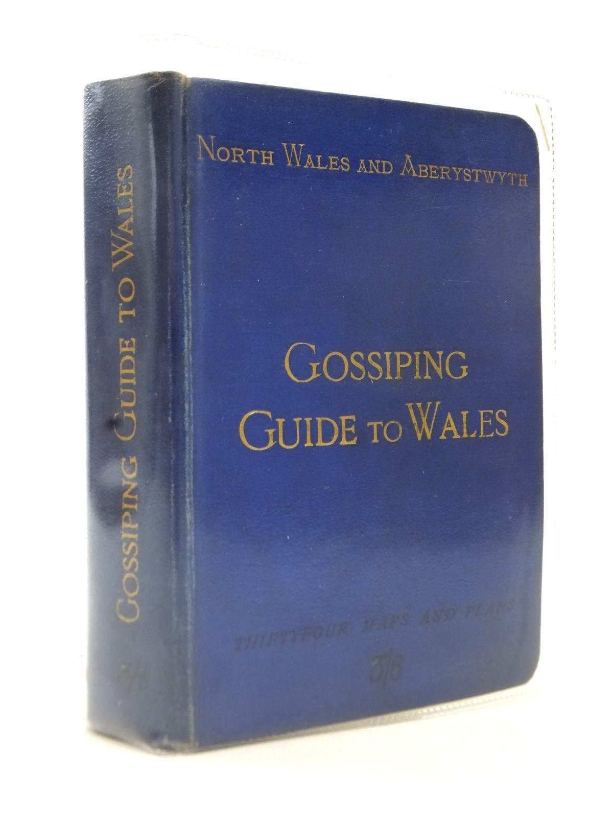 Photo of THE GOSSIPING GUIDE TO WALES (NORTH WALES AND ABERYSTWYTH) written by Roberts, Askew published by Simpkin, Marshall & Co., Woodall and Venables (STOCK CODE: 1812846)  for sale by Stella & Rose's Books