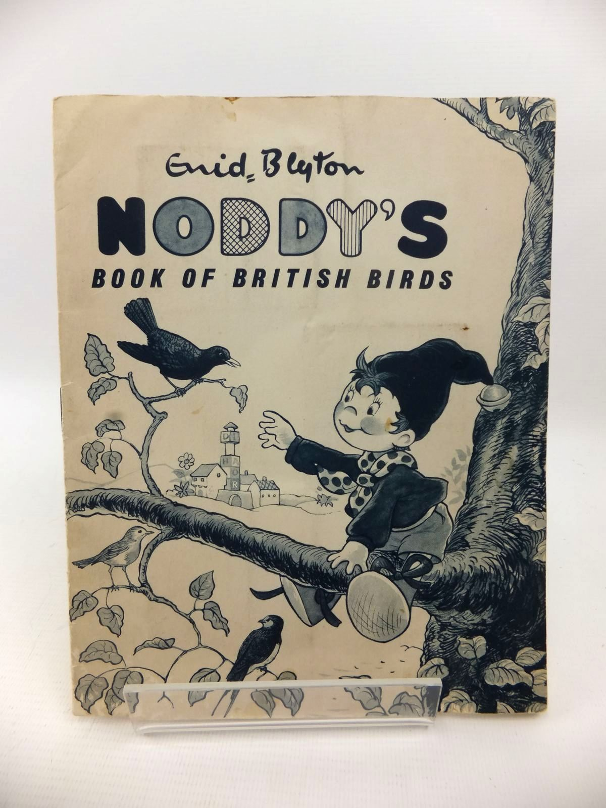 Photo of NODDY'S BOOK OF BRITISH BIRDS- Stock Number: 1812853