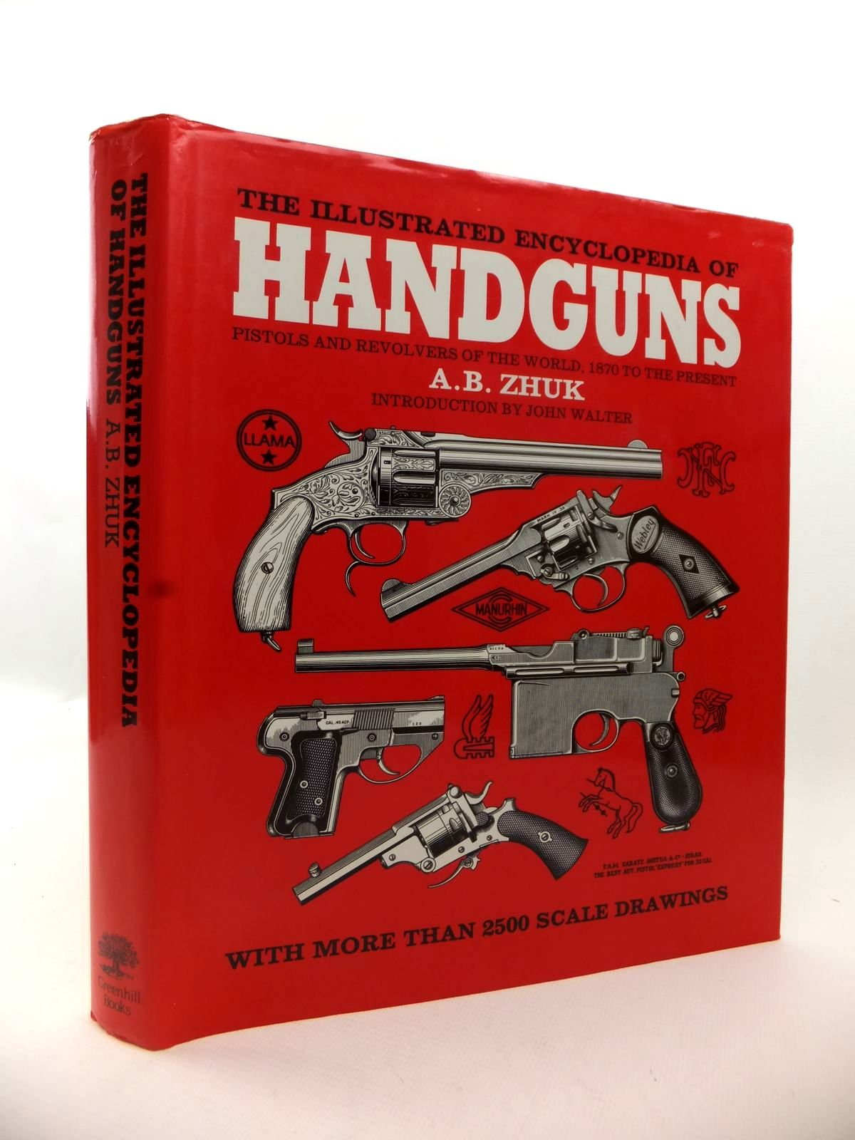 Photo of THE ILLUSTRATED ENCYCLOPEDIA OF HANDGUNS- Stock Number: 1812856
