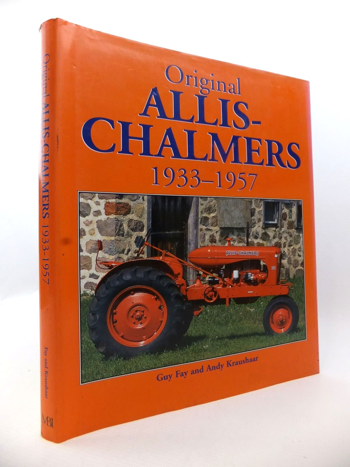 Photo of ORIGINAL ALLIS-CHALMERS 1933-1957- Stock Number: 1813146