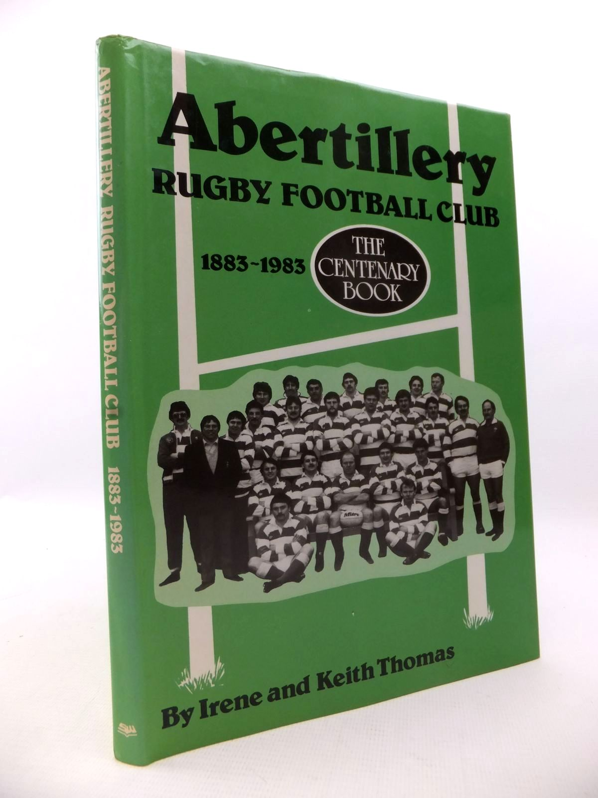 Photo of ABERTILLERY RUGBY FOOTBALL CLUB written by Thomas, Irene Thomas, Keith published by Stewart Williams (STOCK CODE: 1813169)  for sale by Stella & Rose's Books