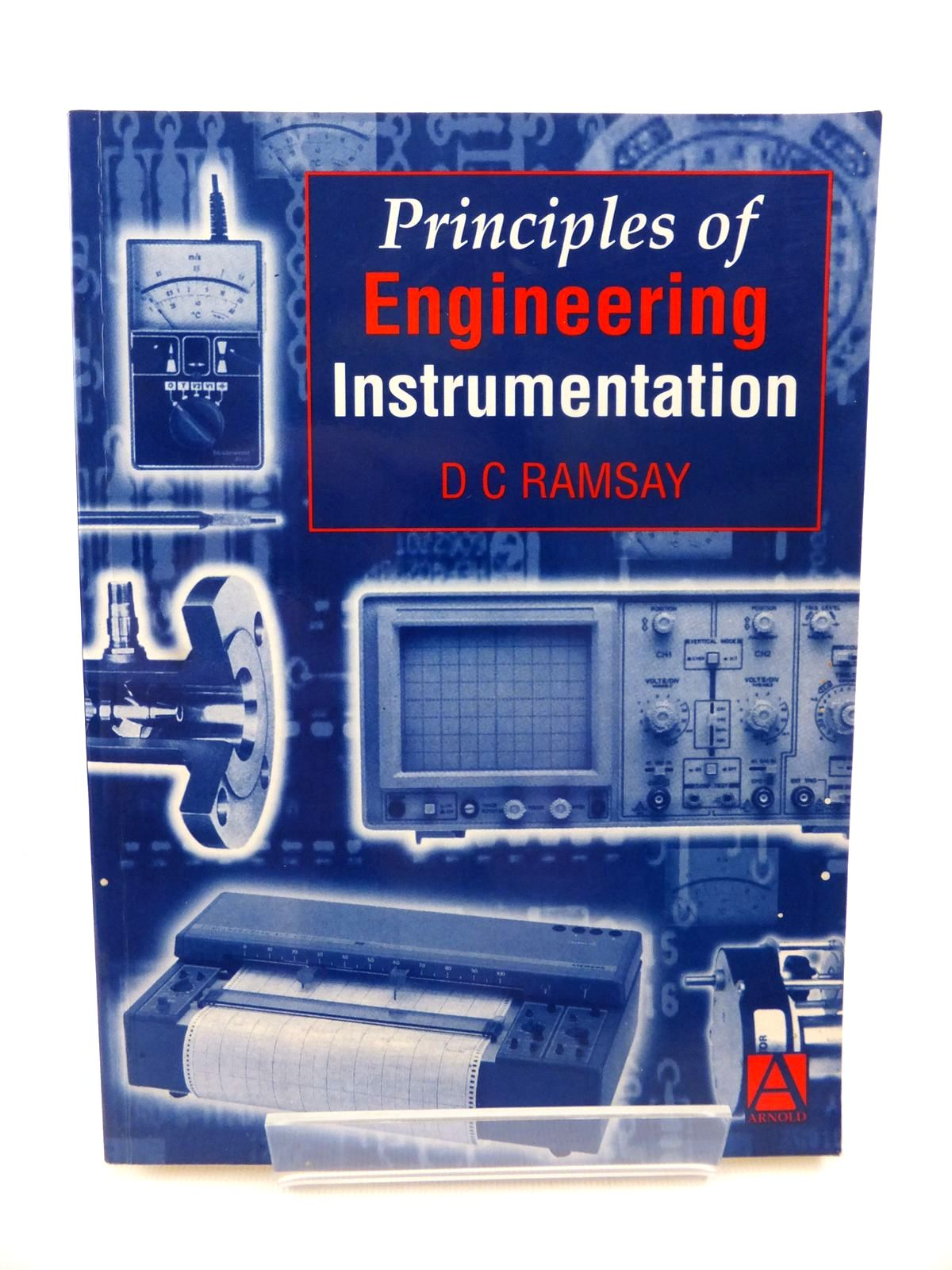 Photo of PRINCIPLES OF ENGINEERING INSTRUMENTATION written by Ramsay, D.C. published by Arnold (STOCK CODE: 1813193)  for sale by Stella & Rose's Books