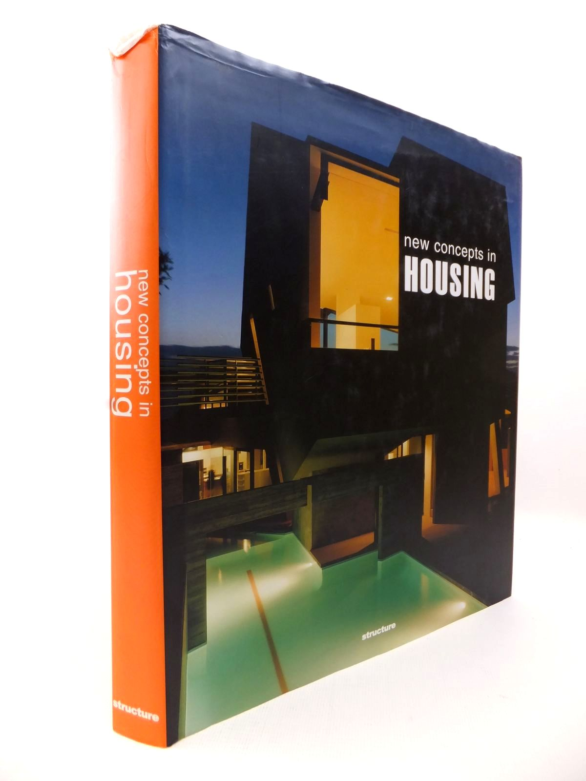 Photo of NEW CONCEPTS IN HOUSING published by Structure (STOCK CODE: 1813265)  for sale by Stella & Rose's Books