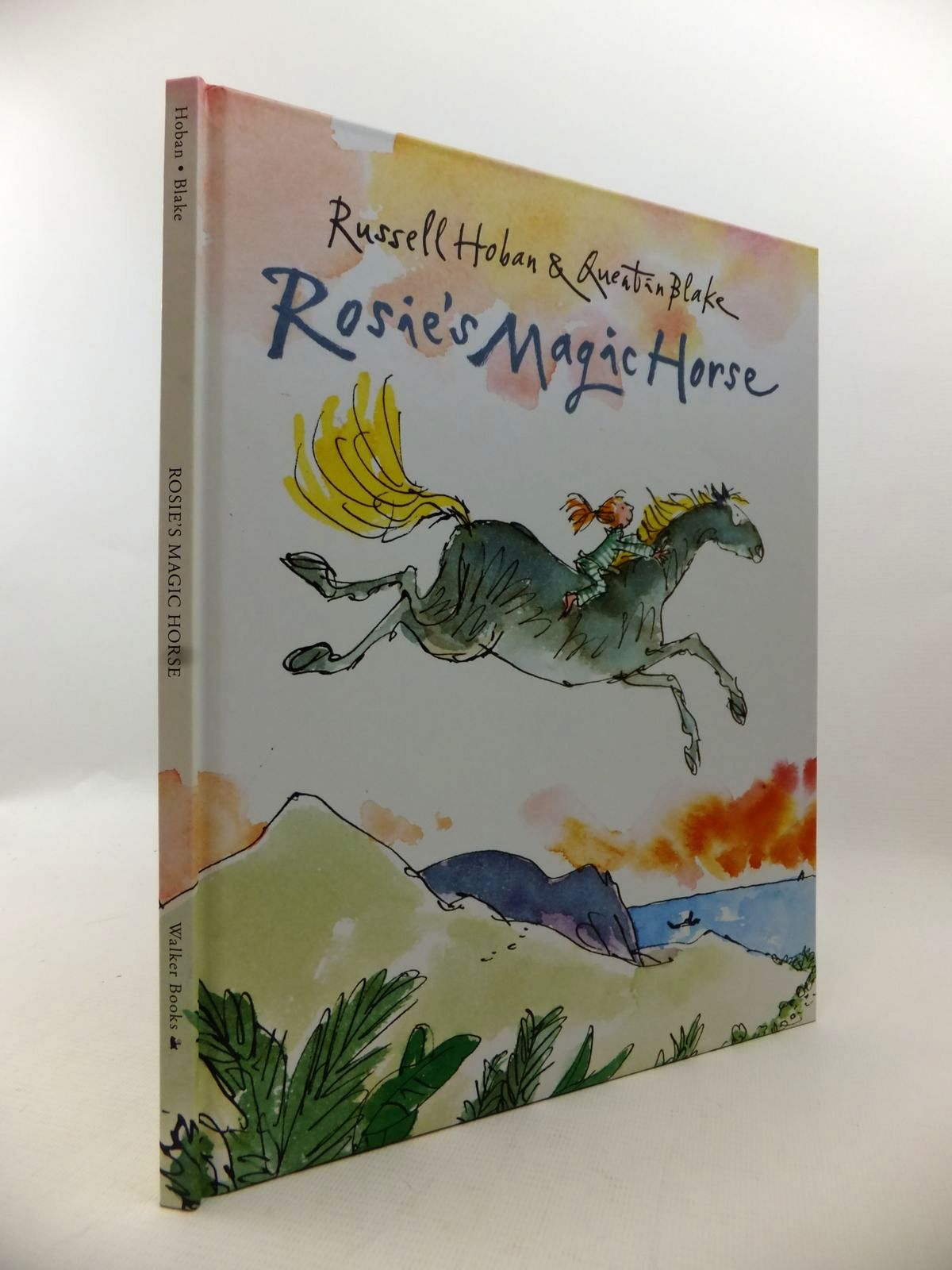 Photo of ROSIE'S MAGIC HORSE- Stock Number: 1813308