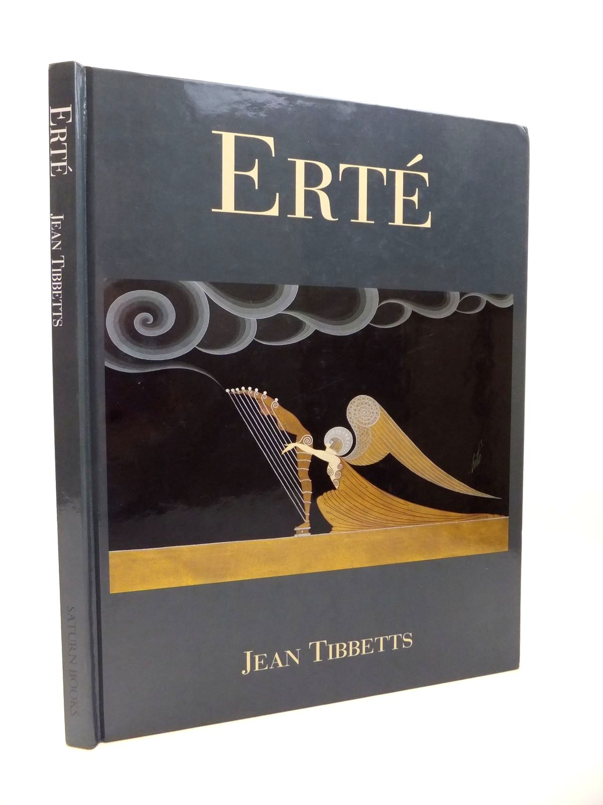 Photo of ERTE written by Tibbetts, Jean illustrated by Erte, published by Saturn Books (STOCK CODE: 1813355)  for sale by Stella & Rose's Books