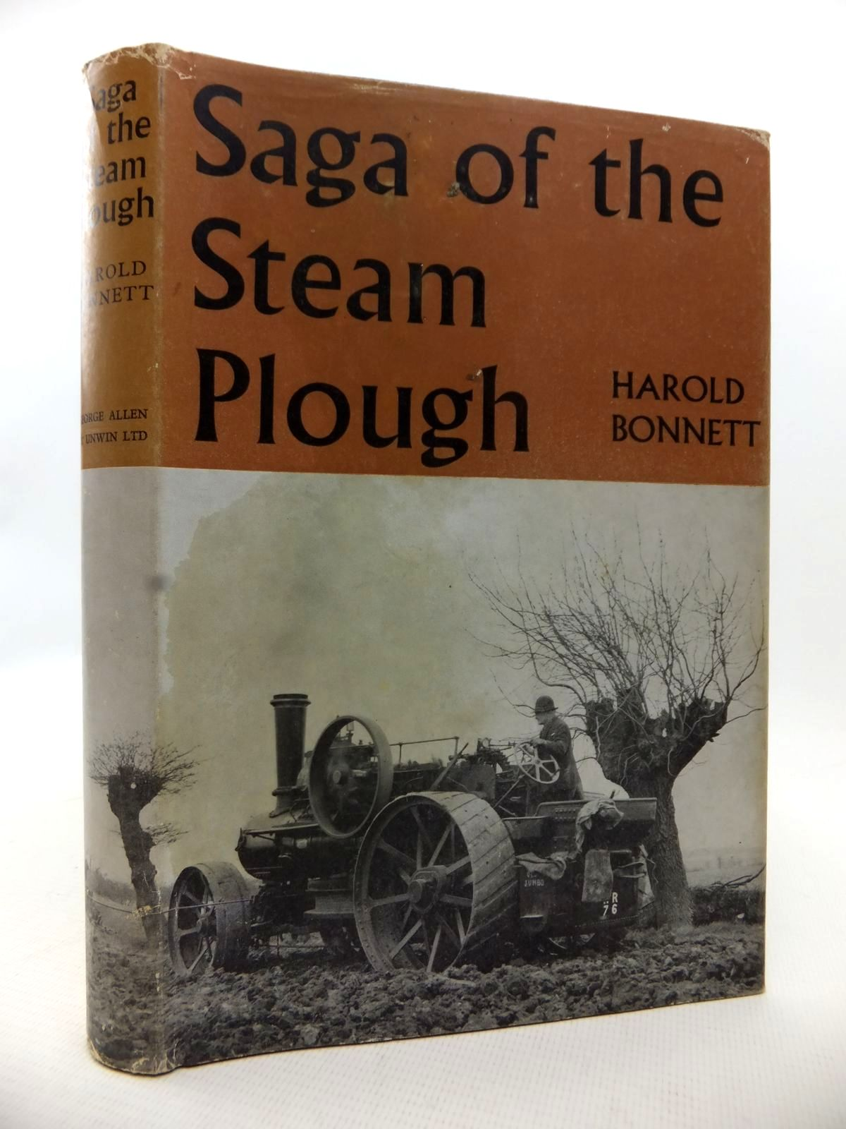 Photo of SAGA OF THE STEAM PLOUGH written by Bonnett, Harold published by George Allen & Unwin Ltd. (STOCK CODE: 1813437)  for sale by Stella & Rose's Books