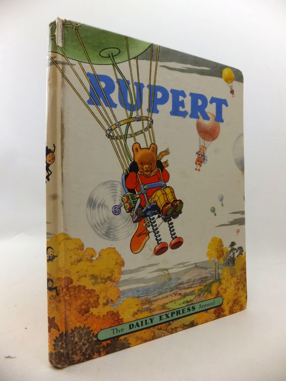 Photo of RUPERT ANNUAL 1957- Stock Number: 1813470